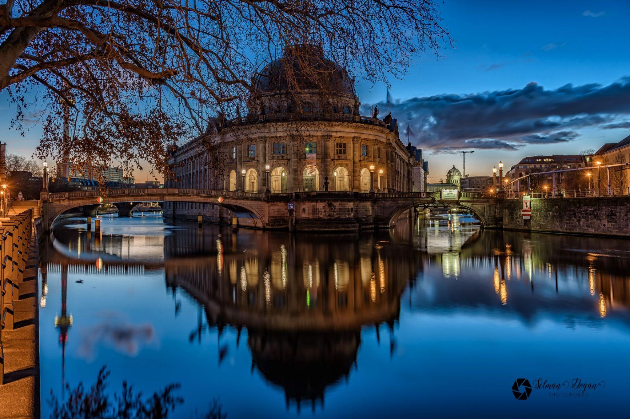 Berlin - Bode Museum, Germany