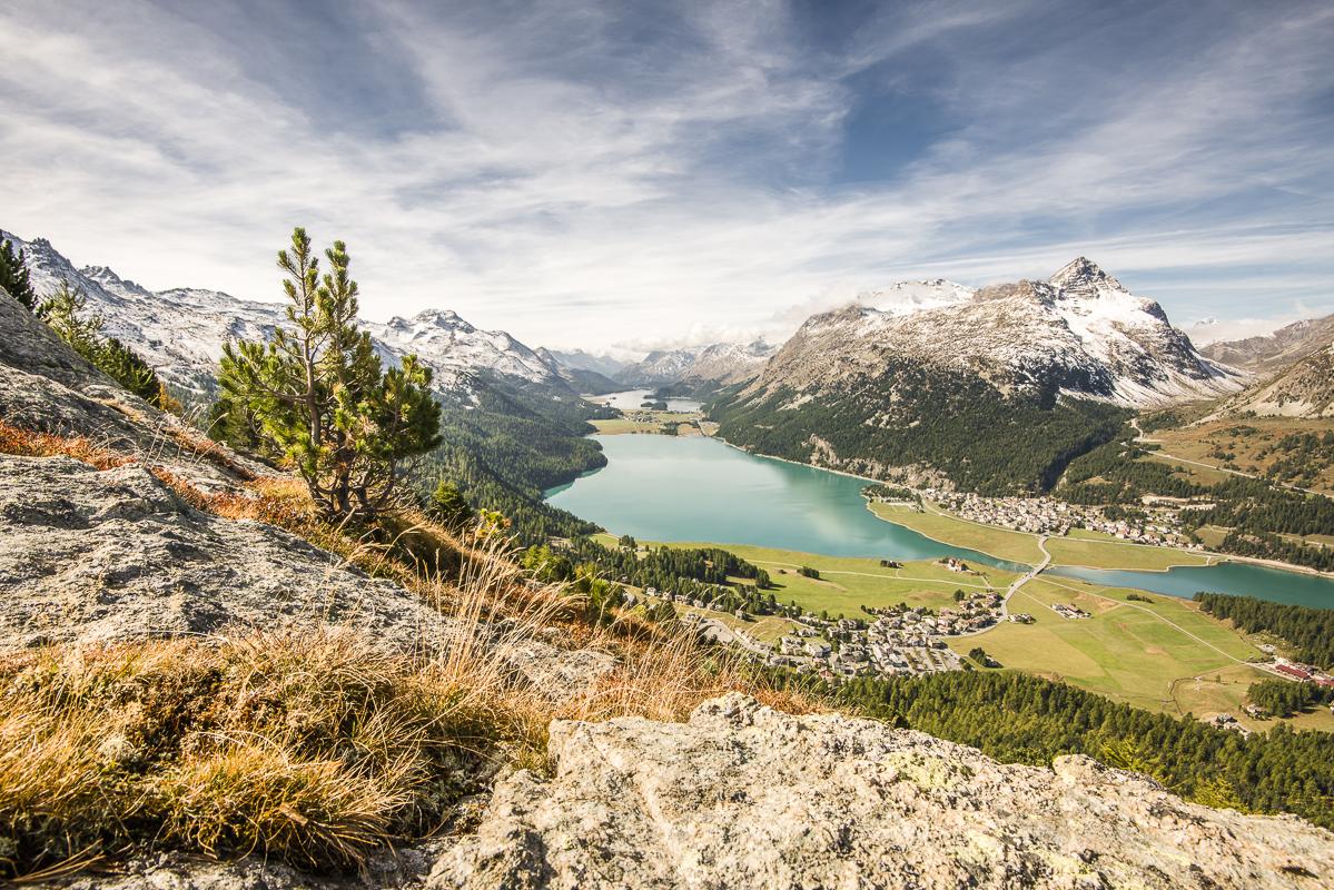 big lakes viewpoint, Switzerland
