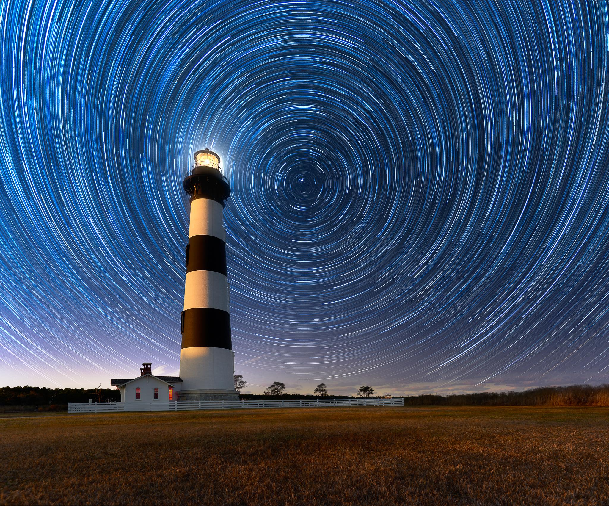 Bodie Lighthouse, NC, USA
