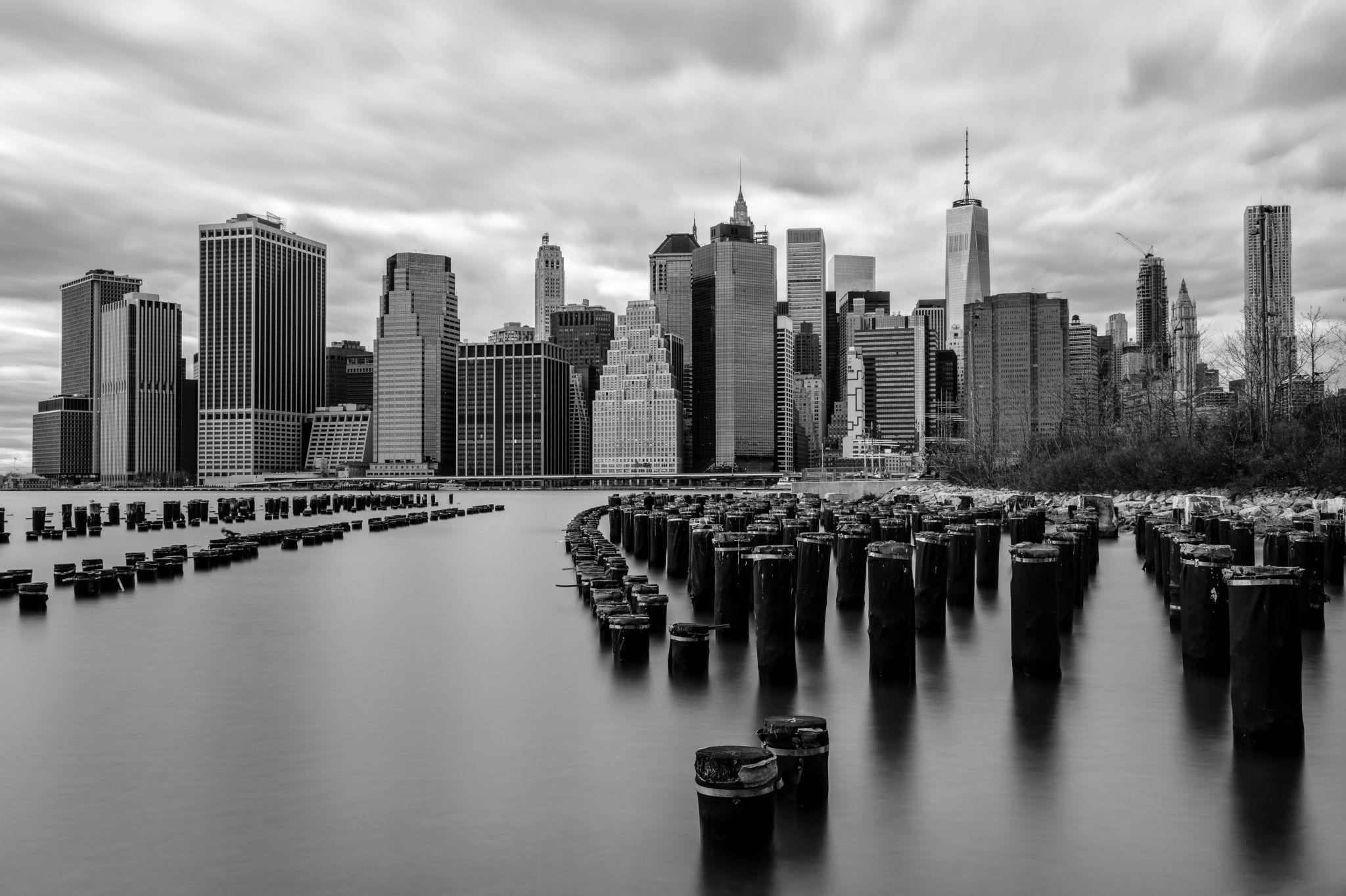 Brooklyn Bridge Park, Brooklyn, NY, USA