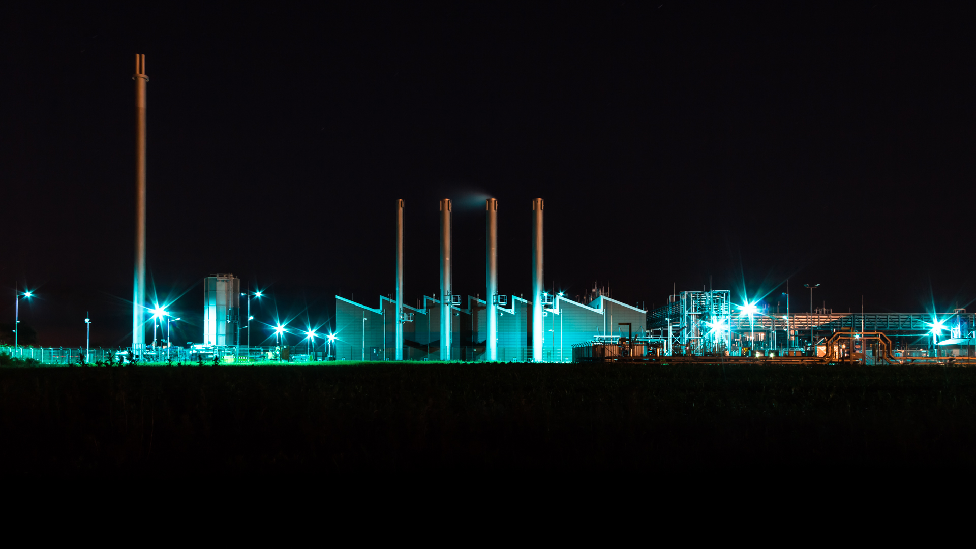 Factory grounds, Germany