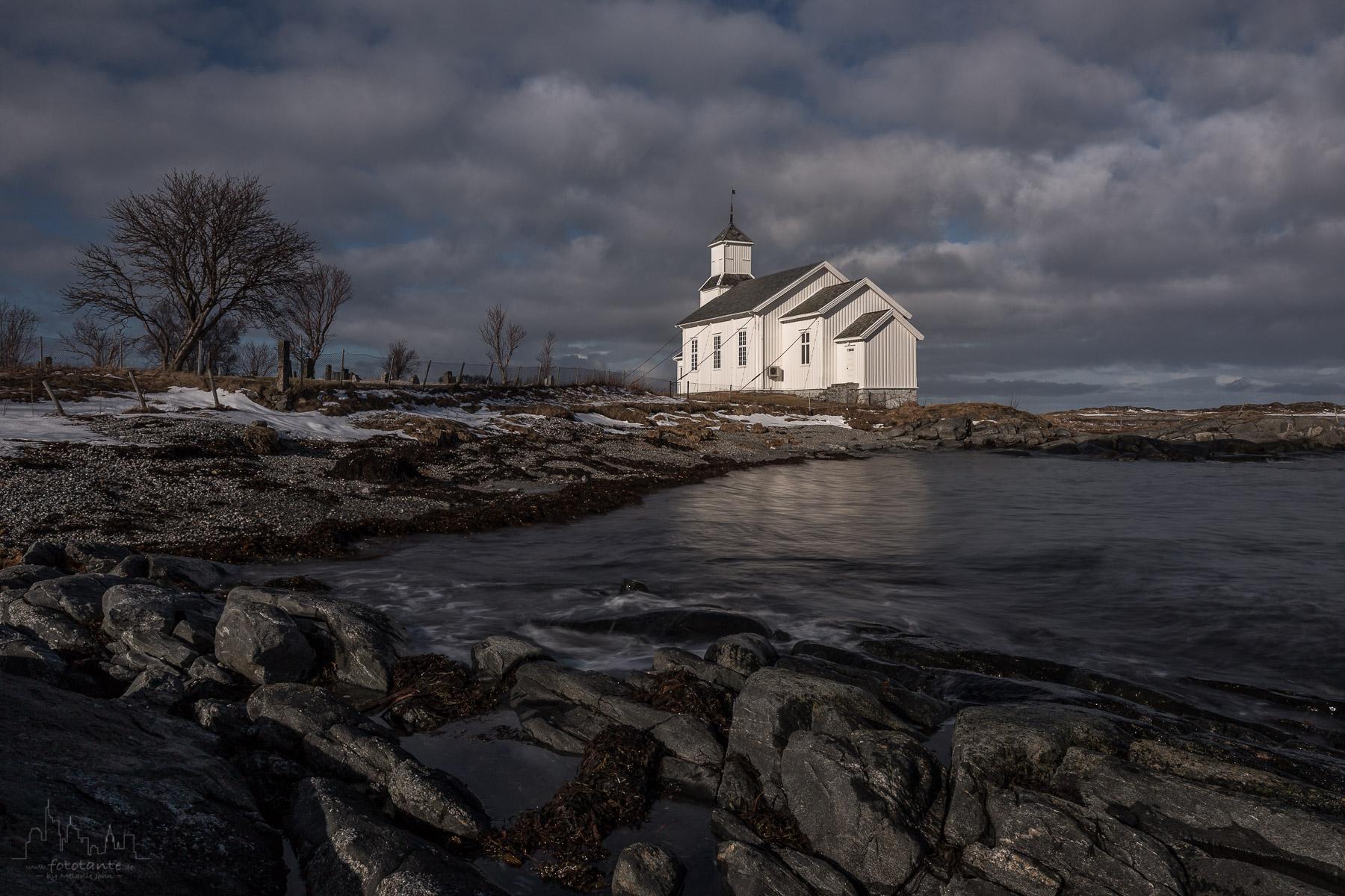 Gimsøy Church, Norway