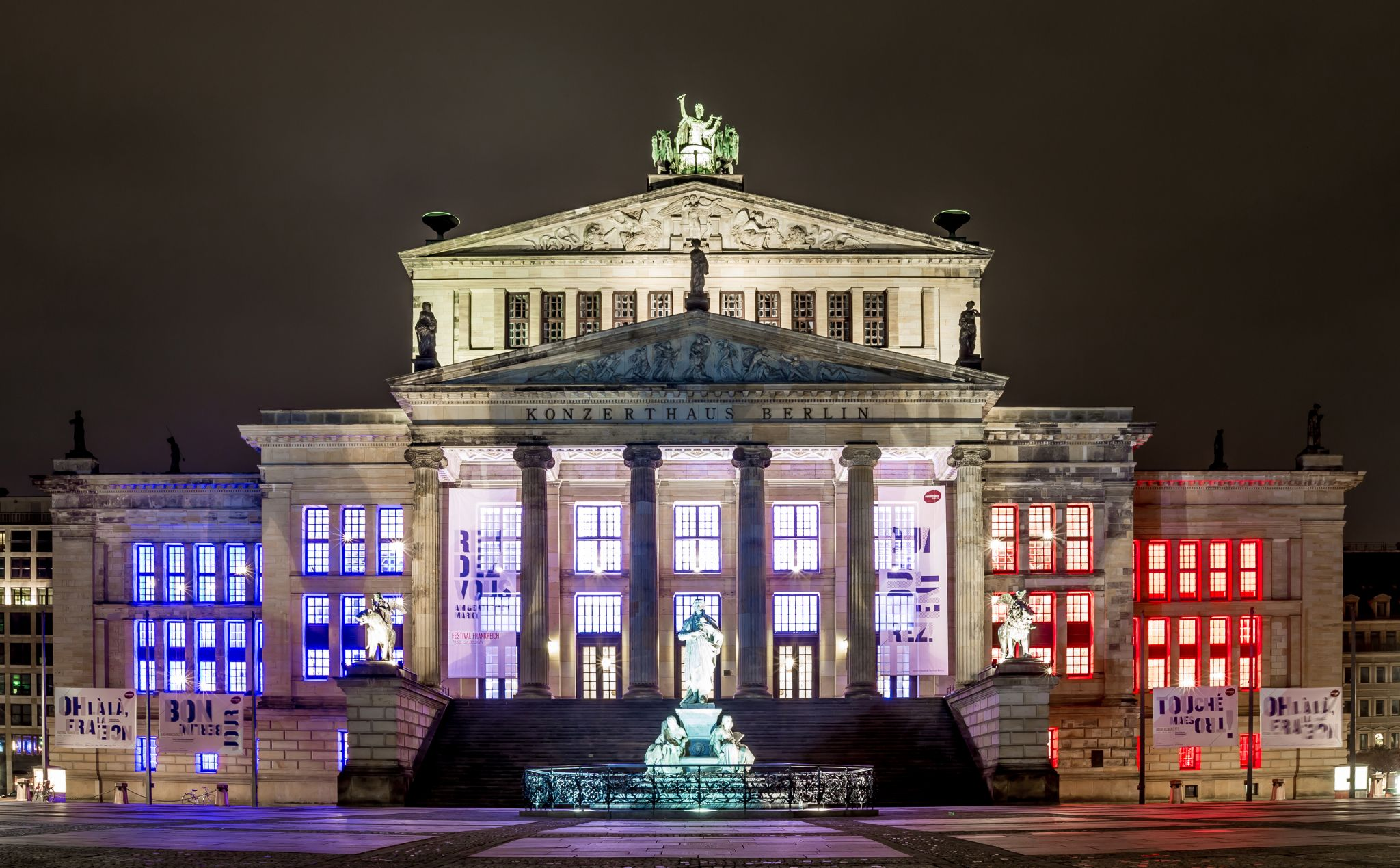Konzerthaus Berlin, Germany