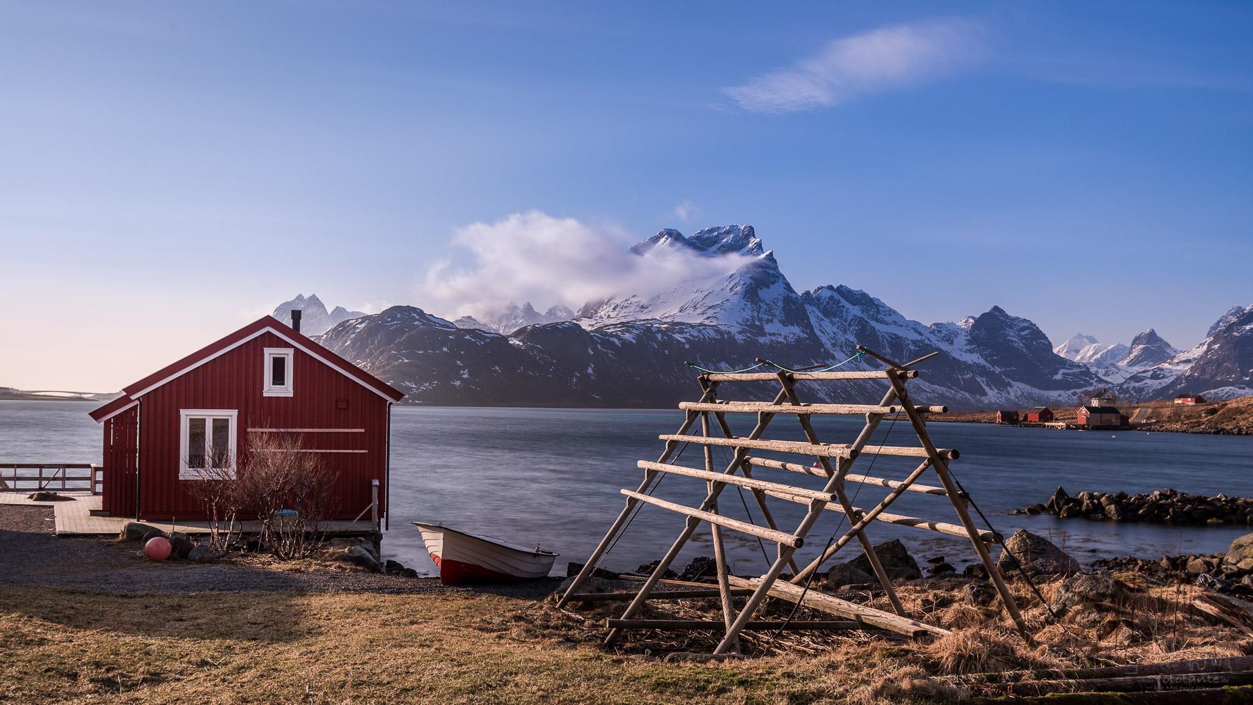 Krystad view, Norway
