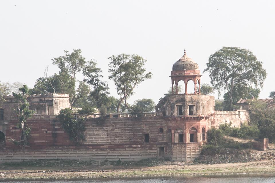 Mehtab Bagh Gardens, India