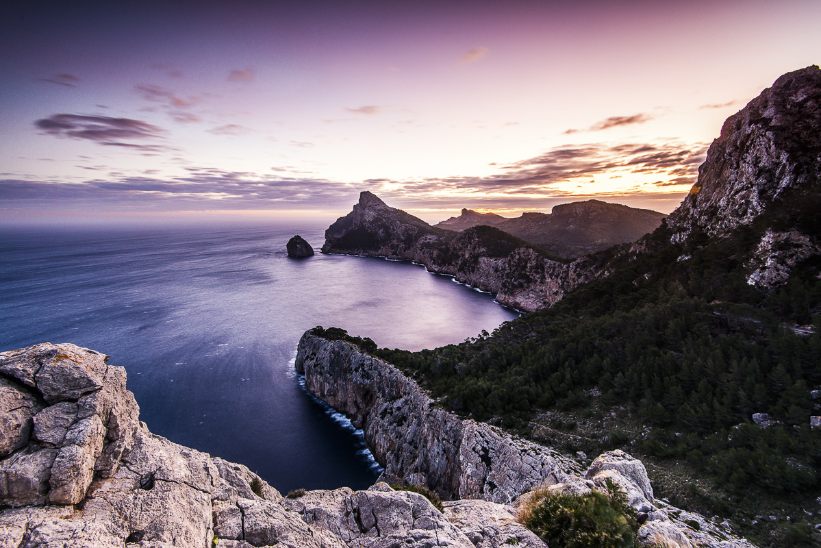 Mirador Es Colomer, Mallorca, Spain