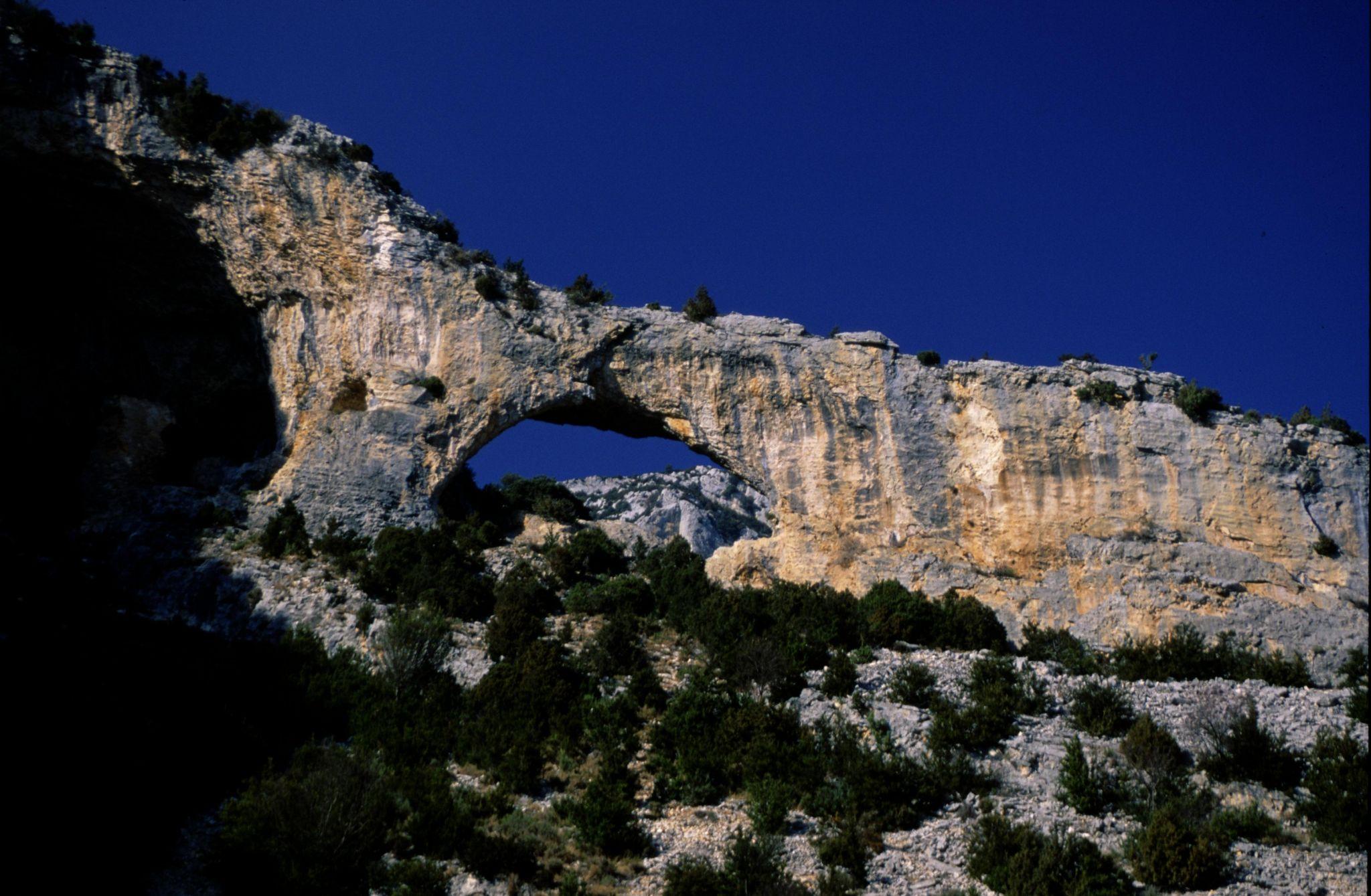 Rio Mascun Canyon, Spain