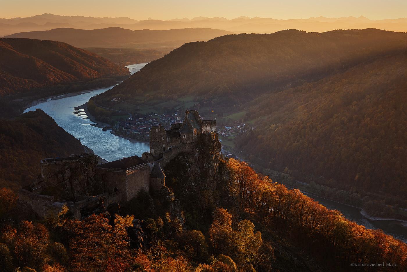 Ruine Aggstein, Austria