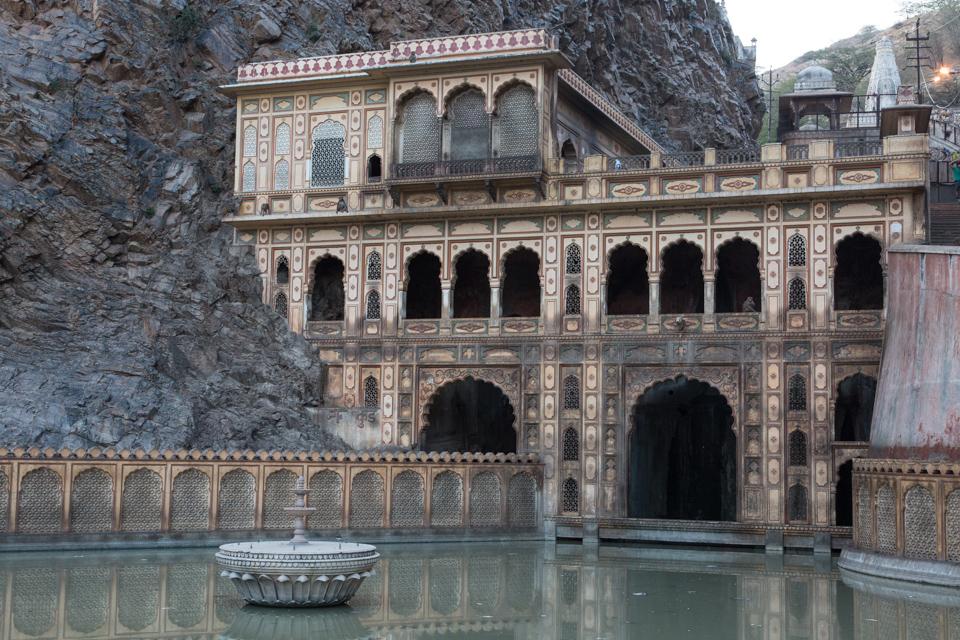 Temple of Galtaji, India