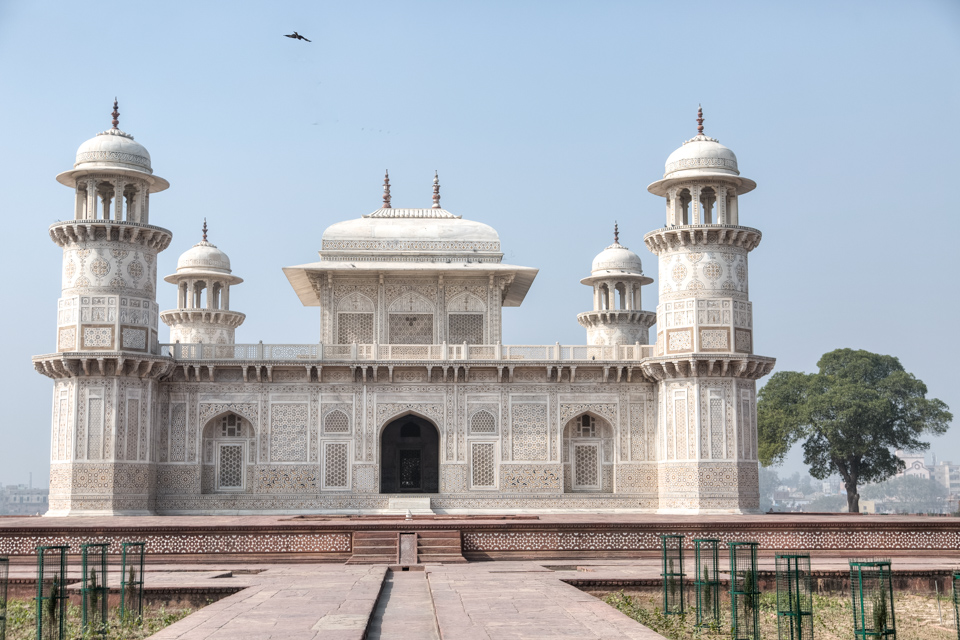 Tomb of I'timād-ud-Daulah, India