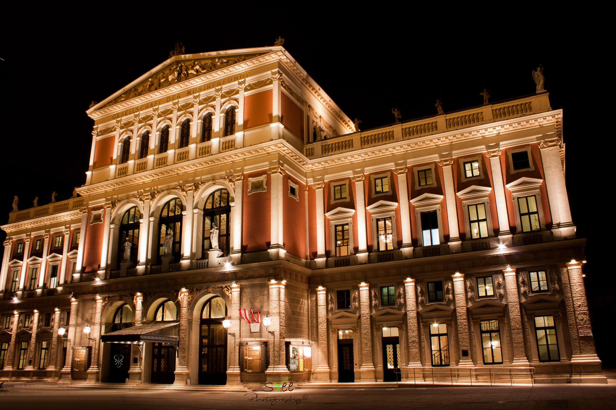 Vienna Music Hall, Austria