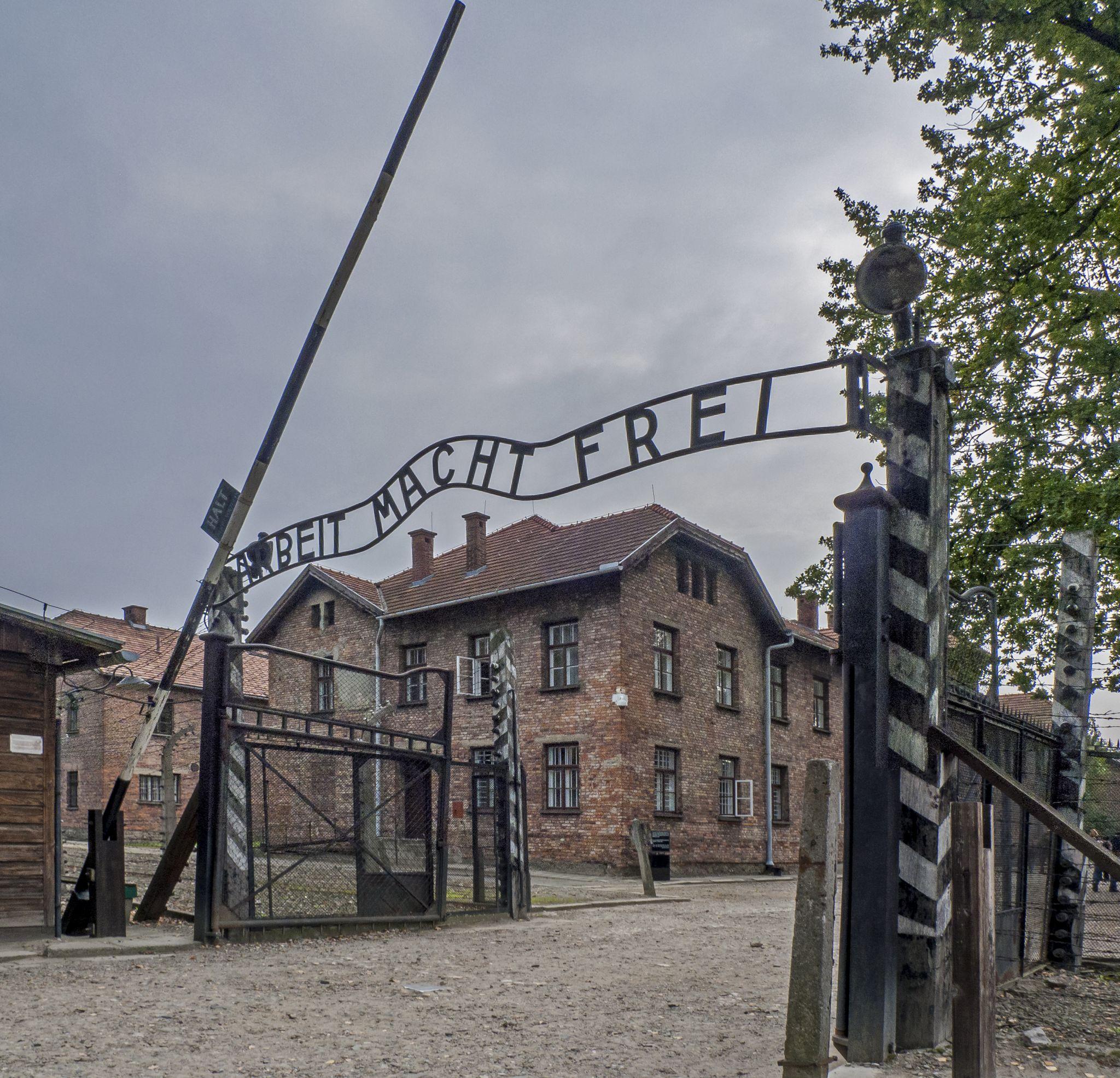 Auschwitz Museum, Poland