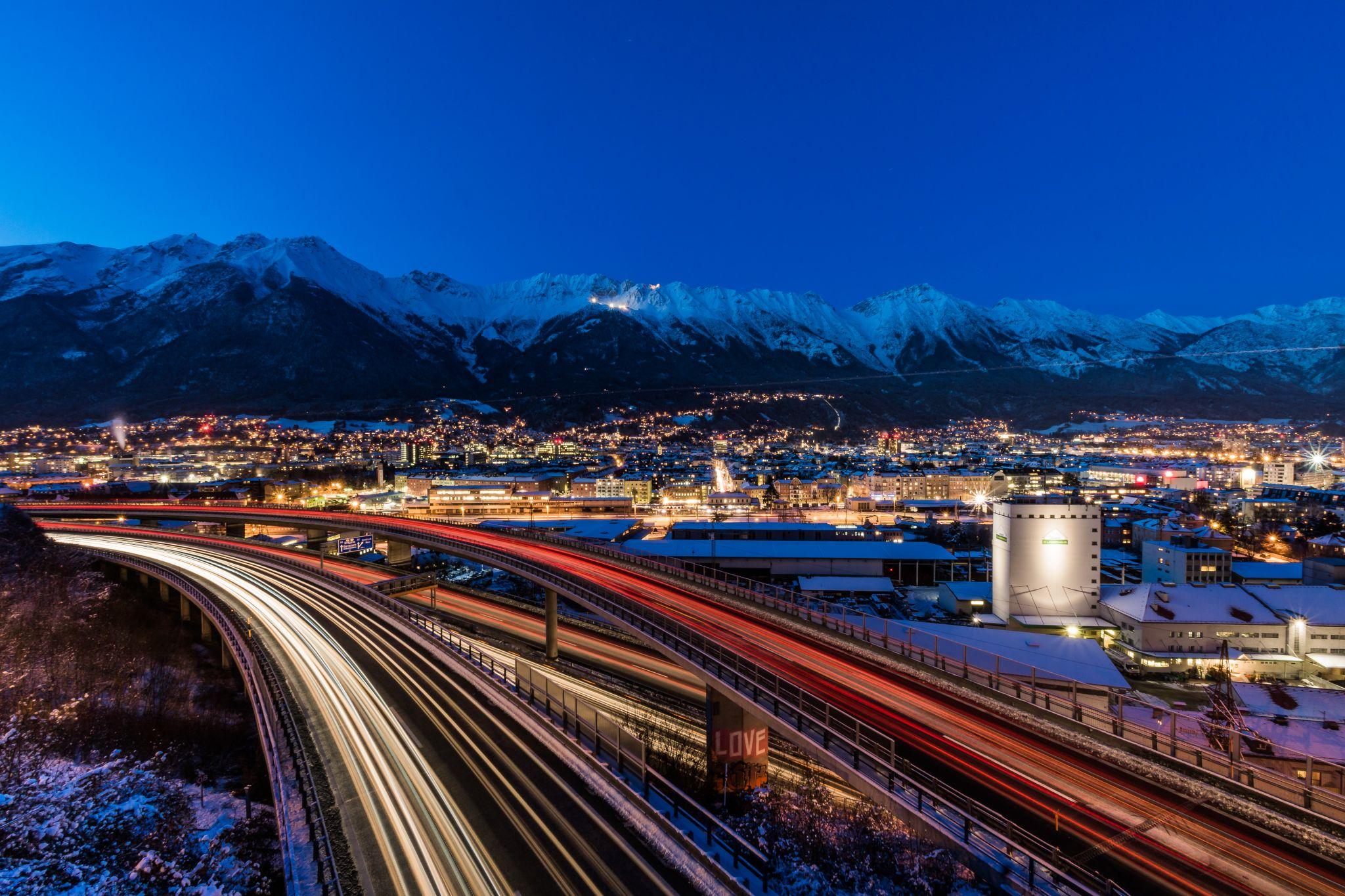 beautiful city, Austria