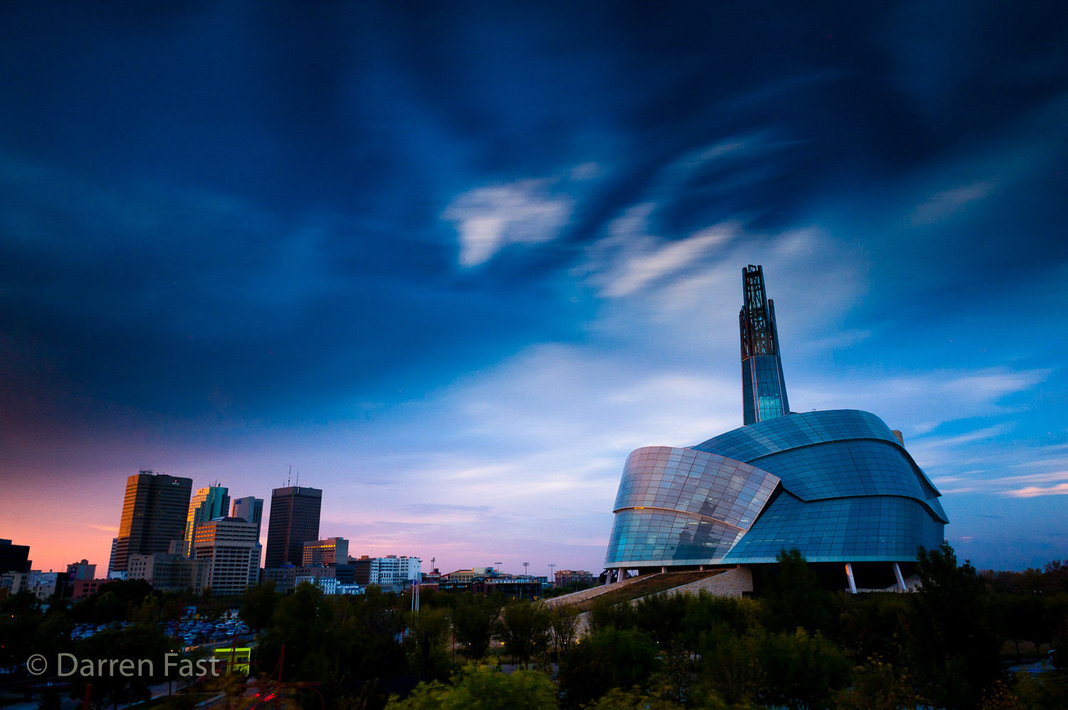 Canadian Museum of Human Rights, Canada