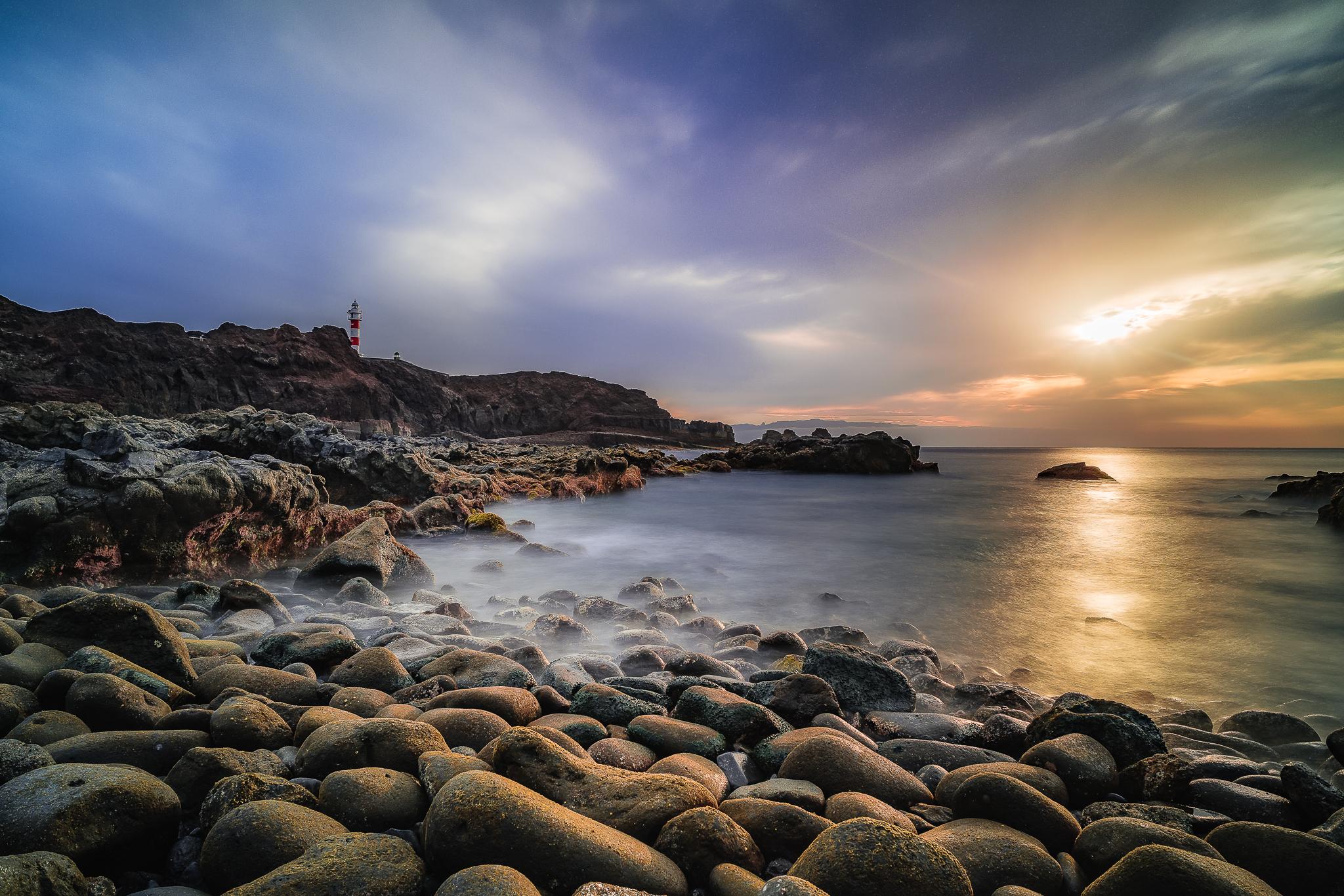 Cape Teno, Spain