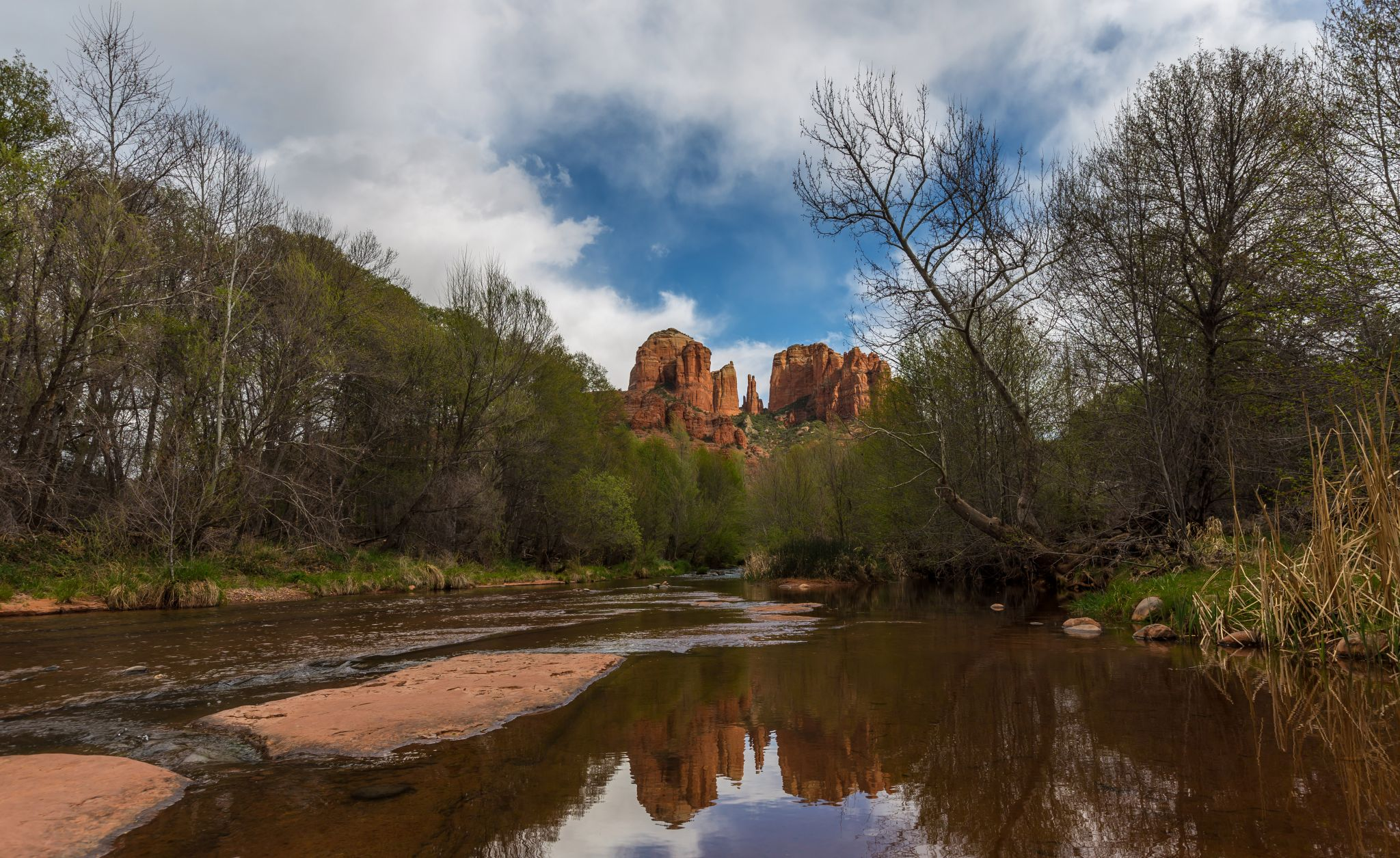 Cathedral Rock, USA