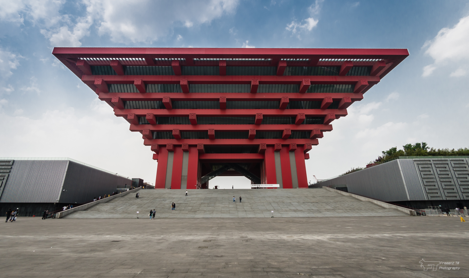 China Art Museum - Shanghai, China