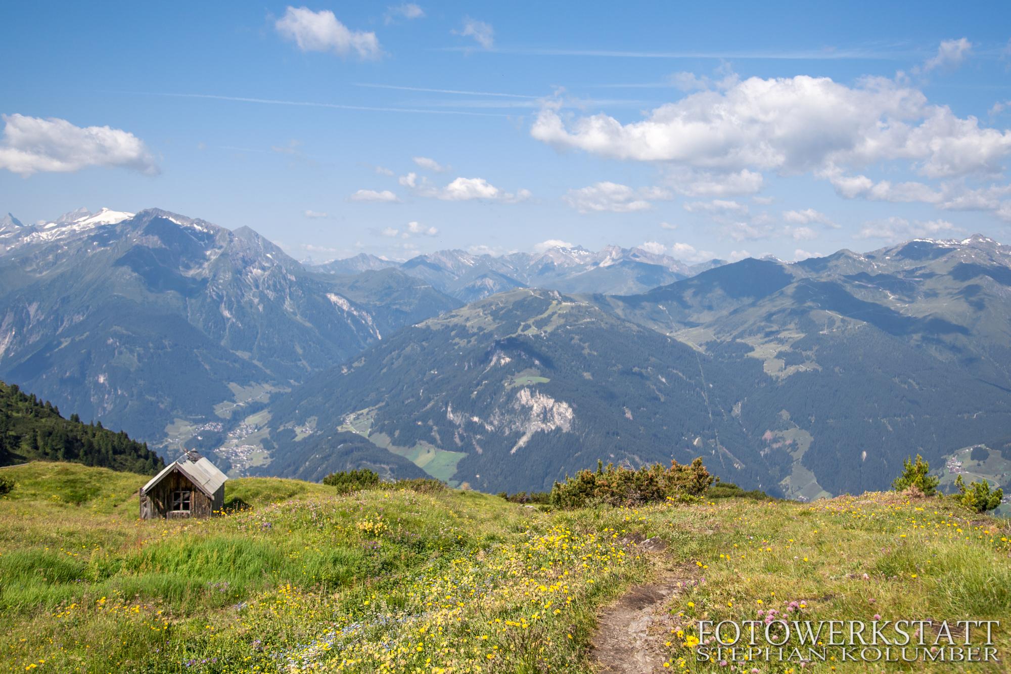 Gerlossteinwand, Austria