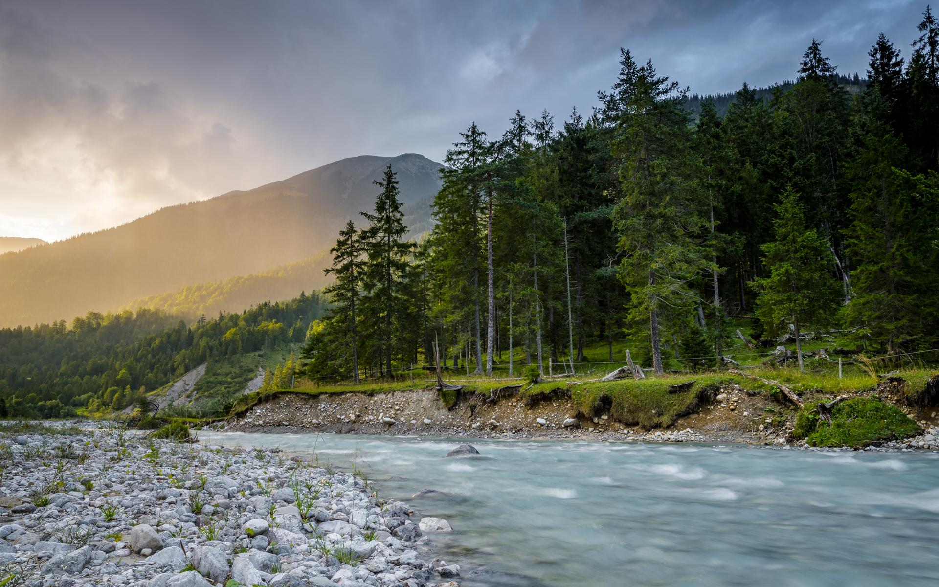 Great Ahornboden, Austria