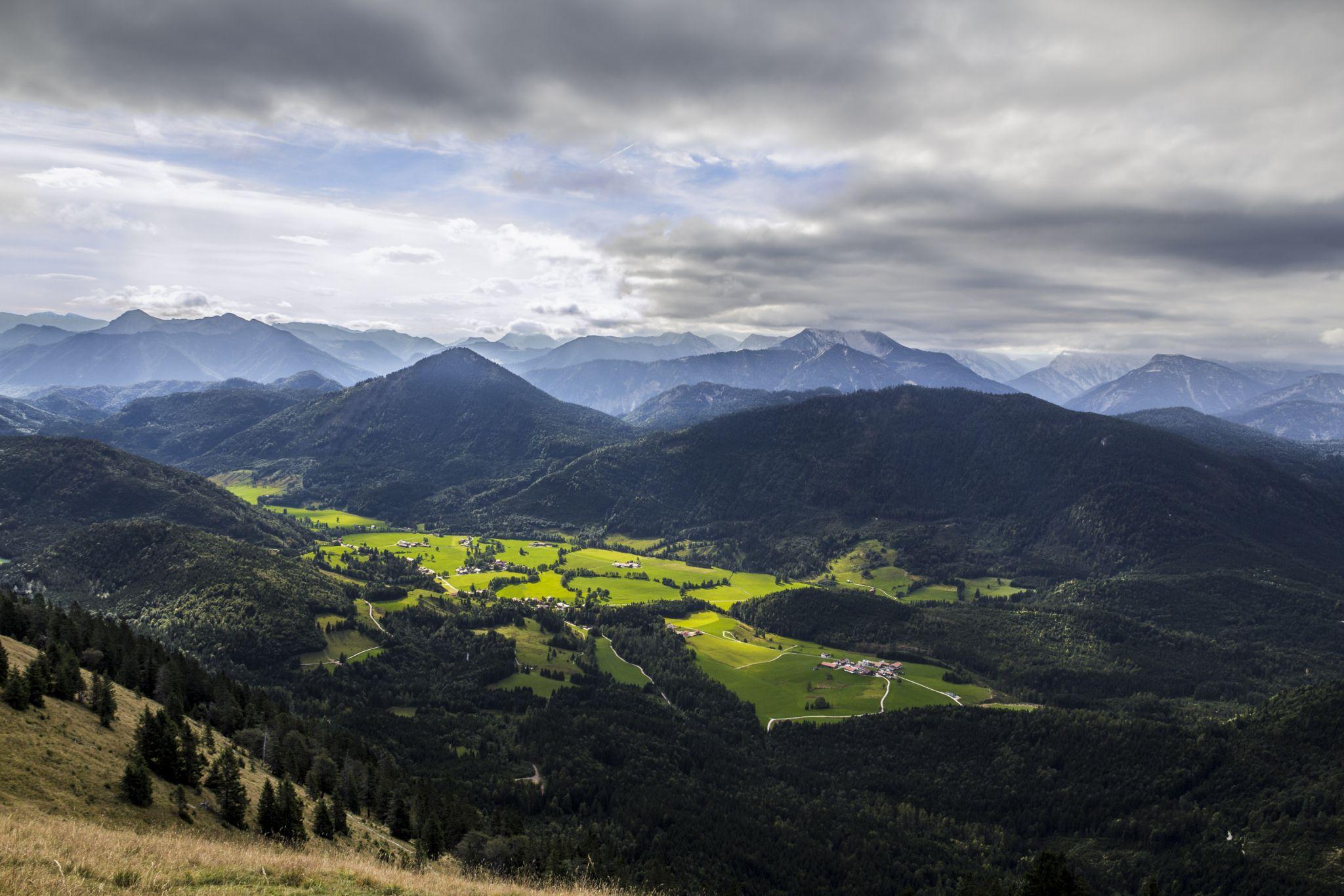Hirschhörnlkopf, Germany