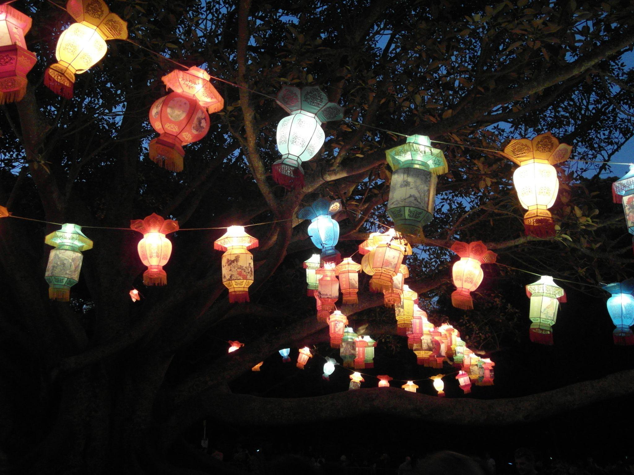 Lantern Festival Auckland, New Zealand