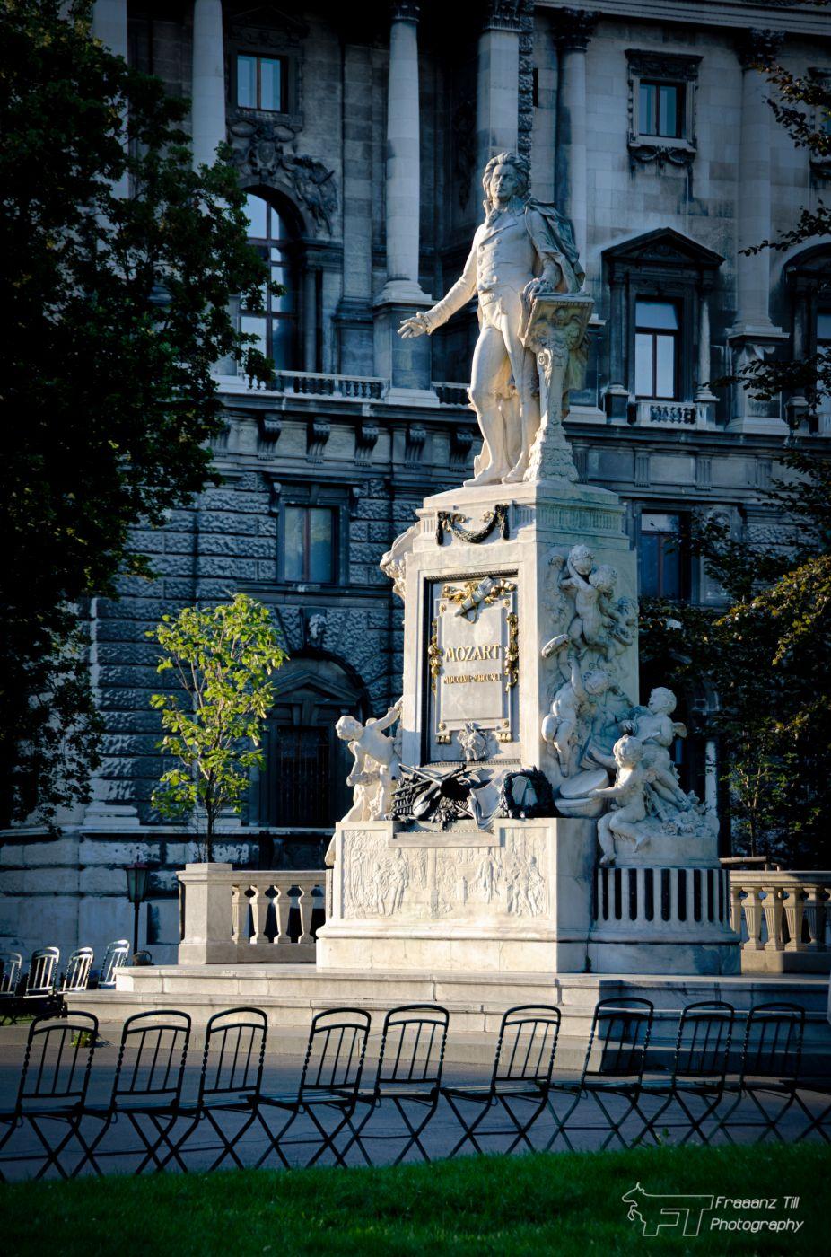 Mozart Memorial, Austria