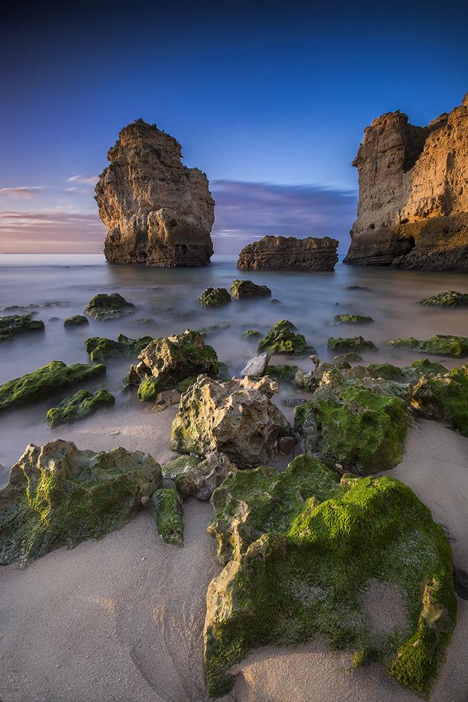 Praia de São Rafael, Portugal