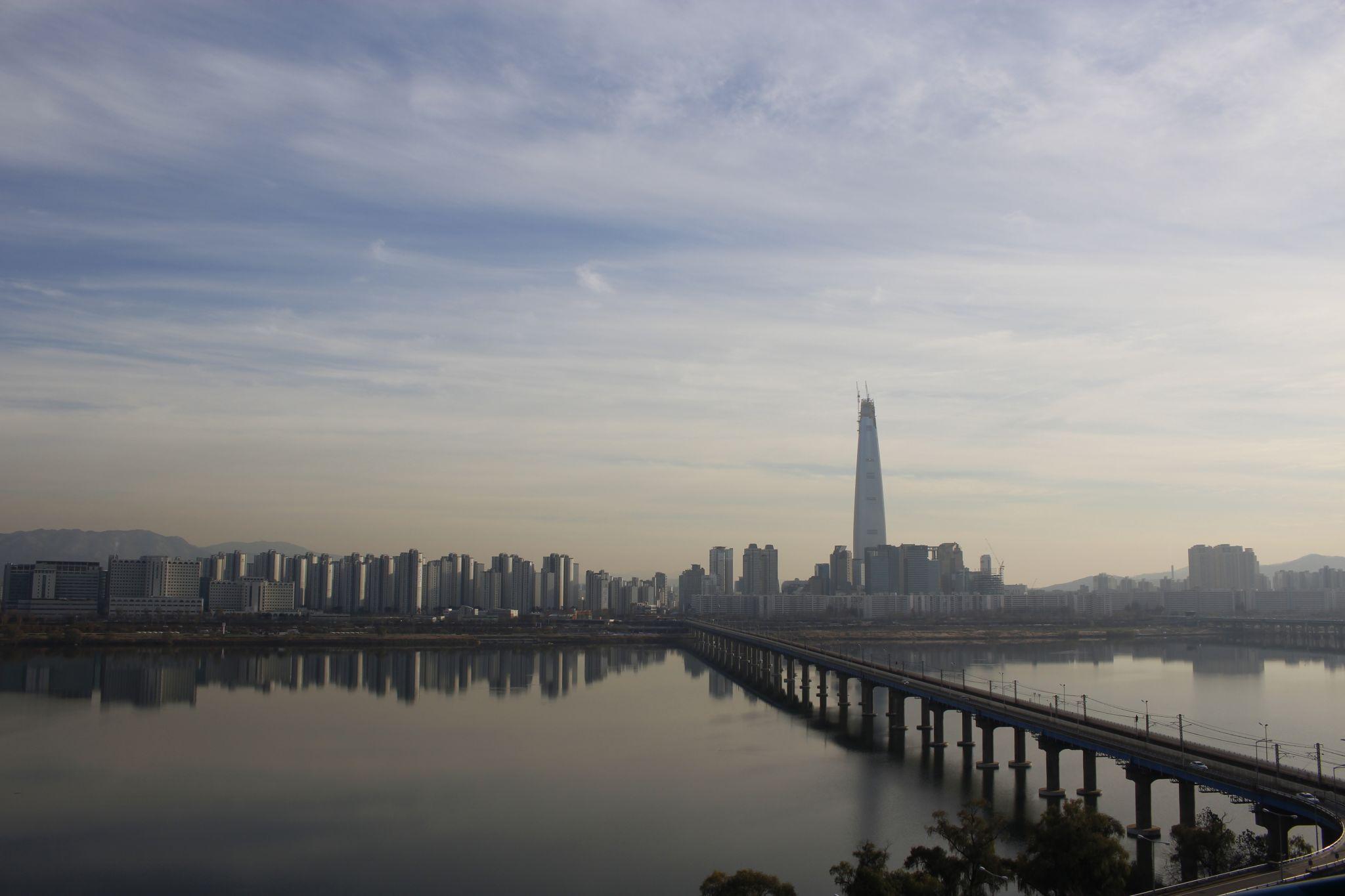 Sky park(하늘공원), Korea