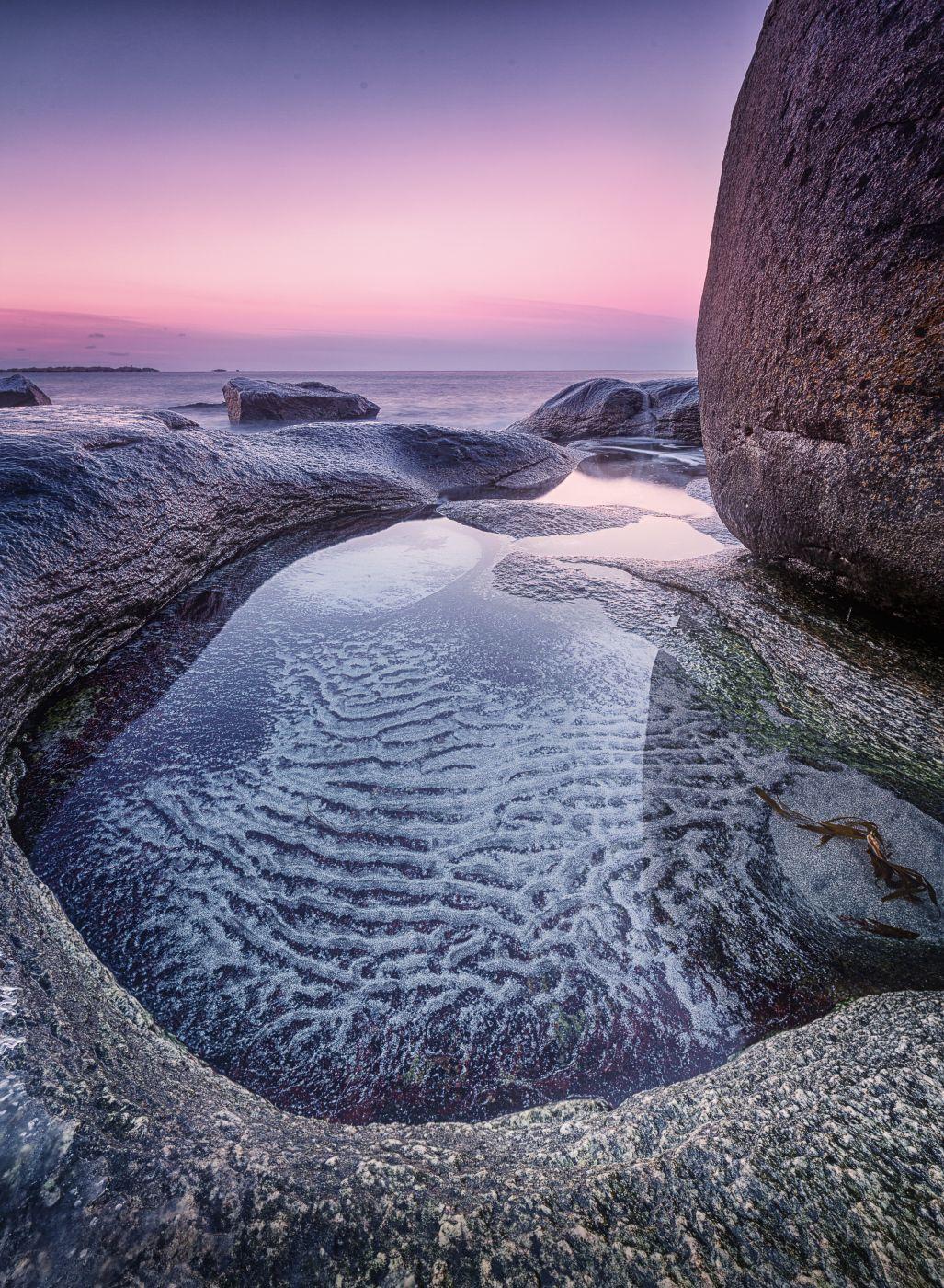 Uttakleiv Beach, Norway