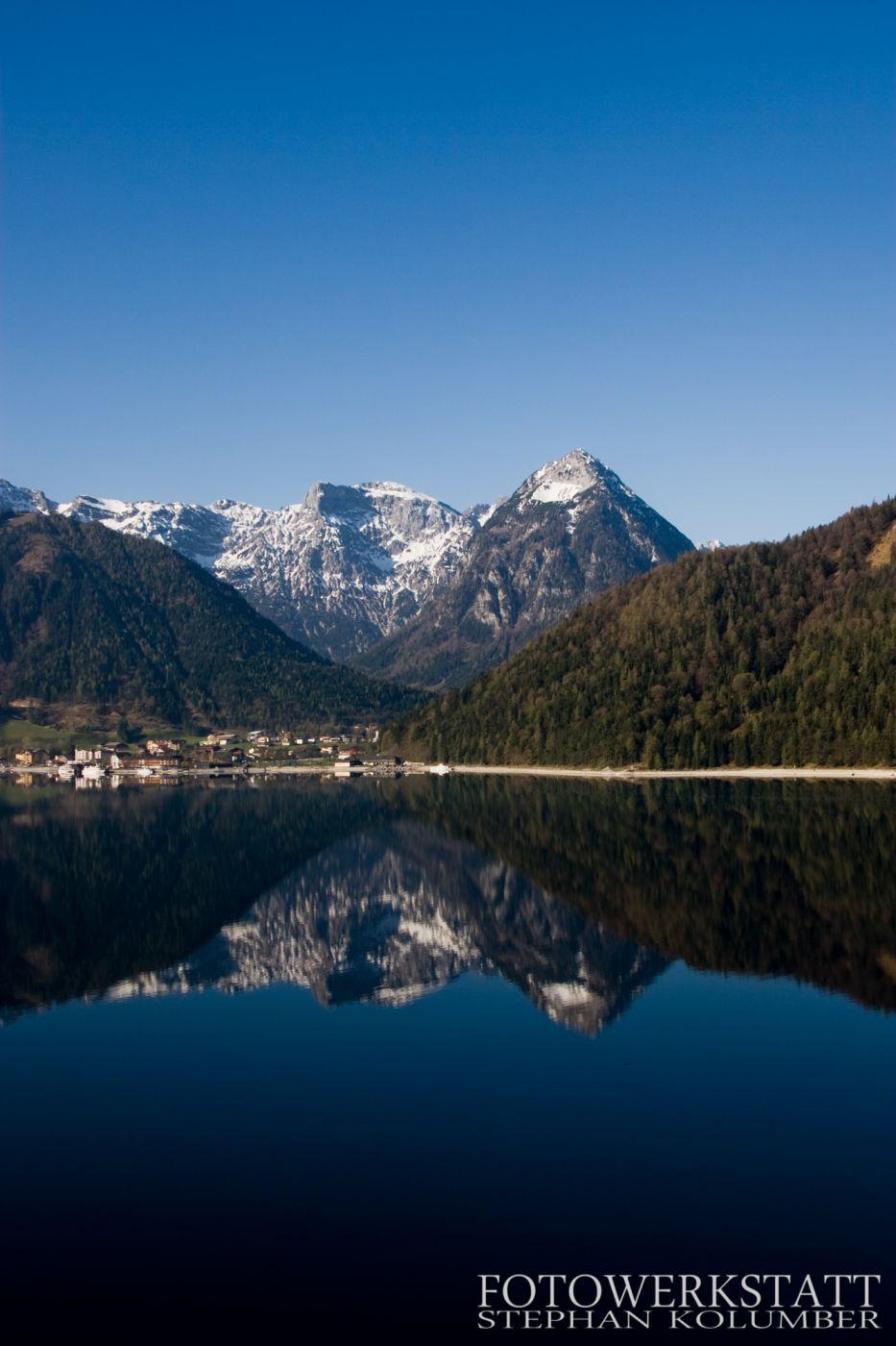 View over the Lake, Austria