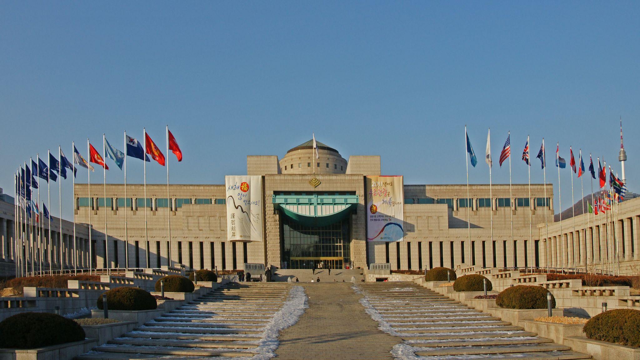 War Memorial of Korea, Korea