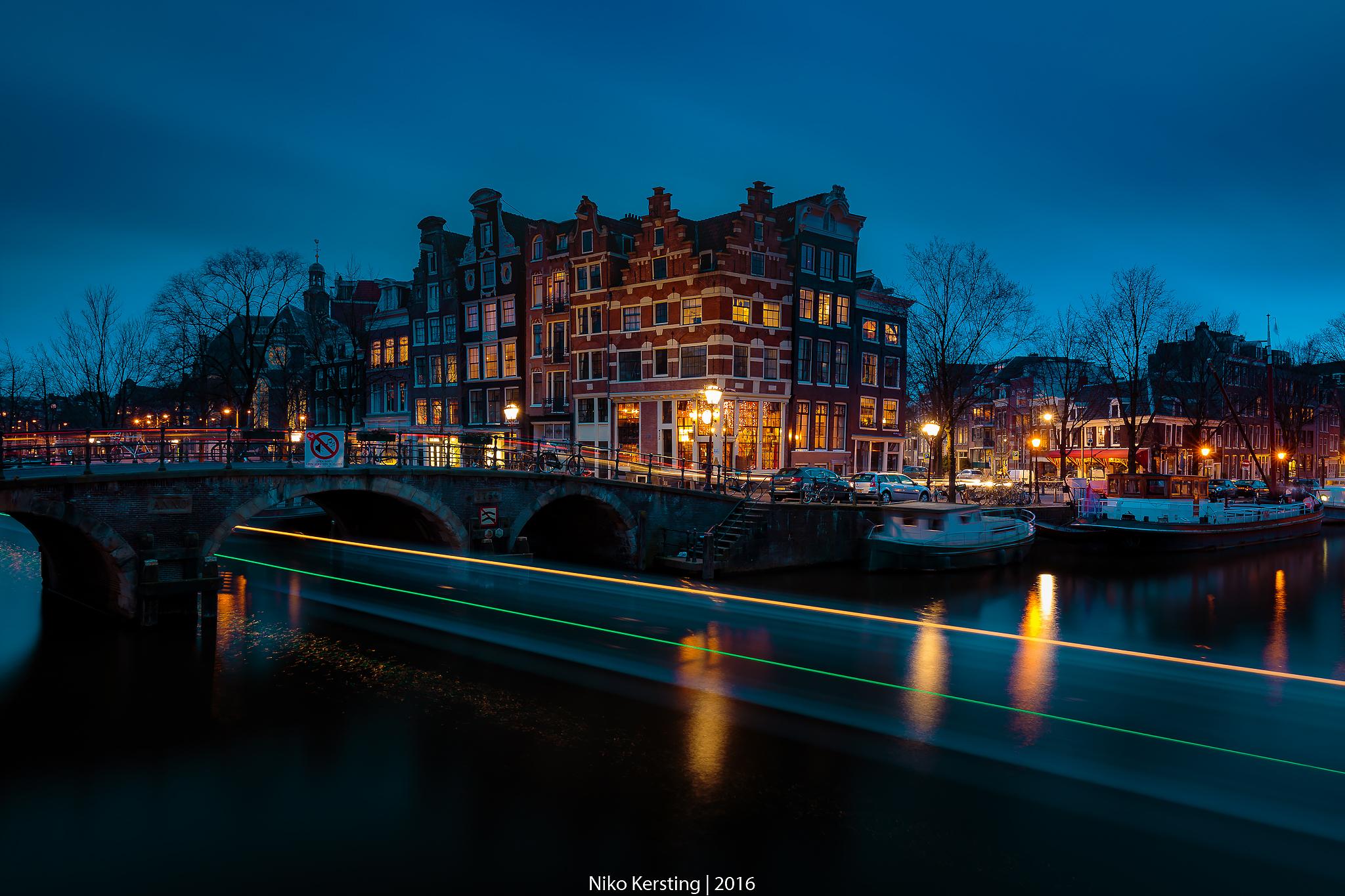 Brouwersgracht x Prinsengracht, Netherlands