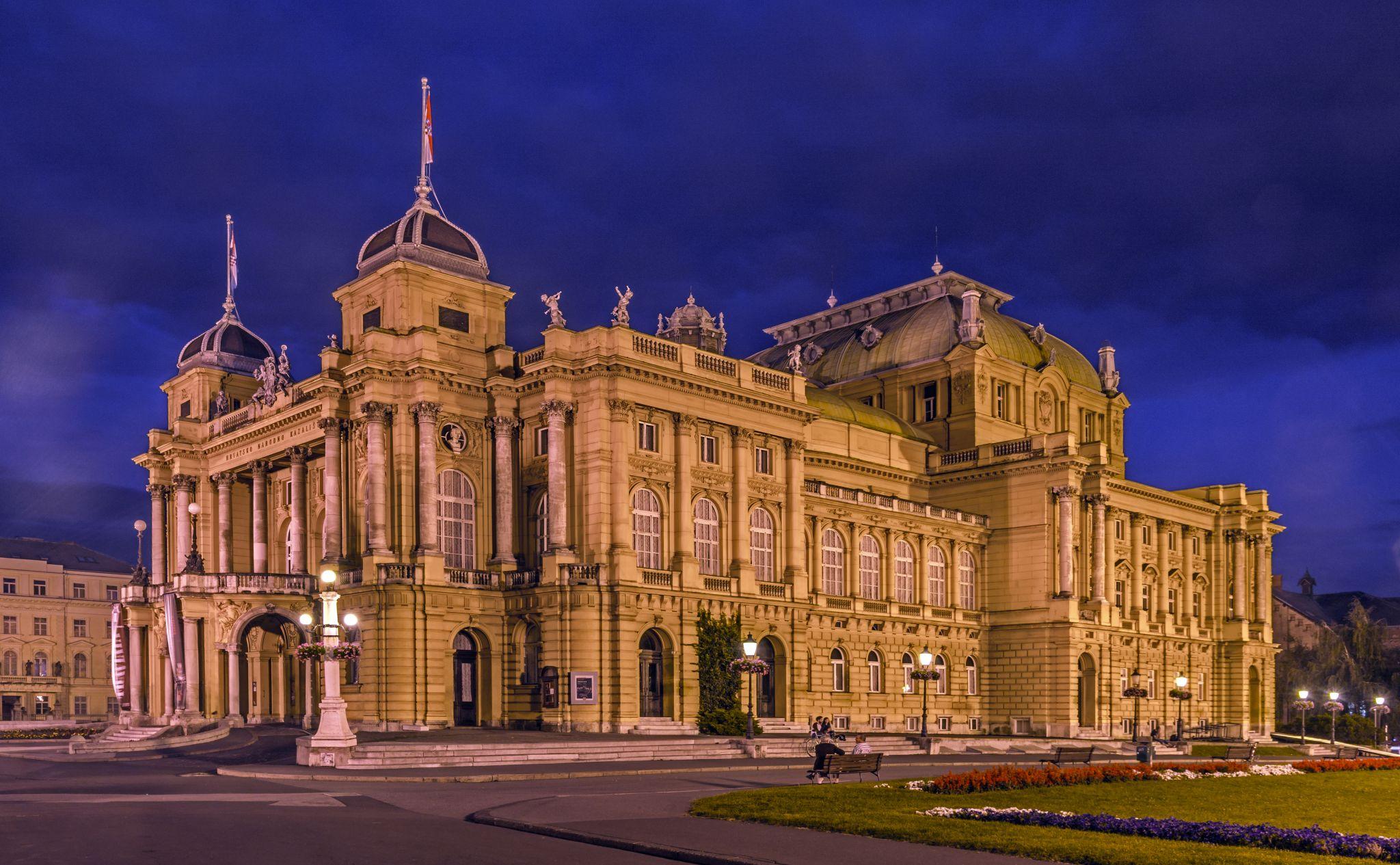 Croatian National Theatre, Croatia