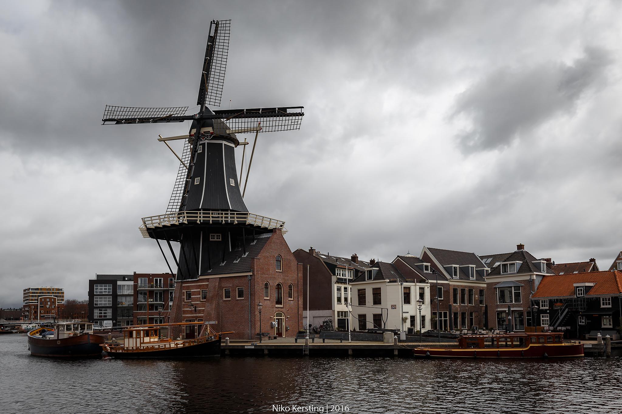 De Adriaan, Haarlem, Netherlands