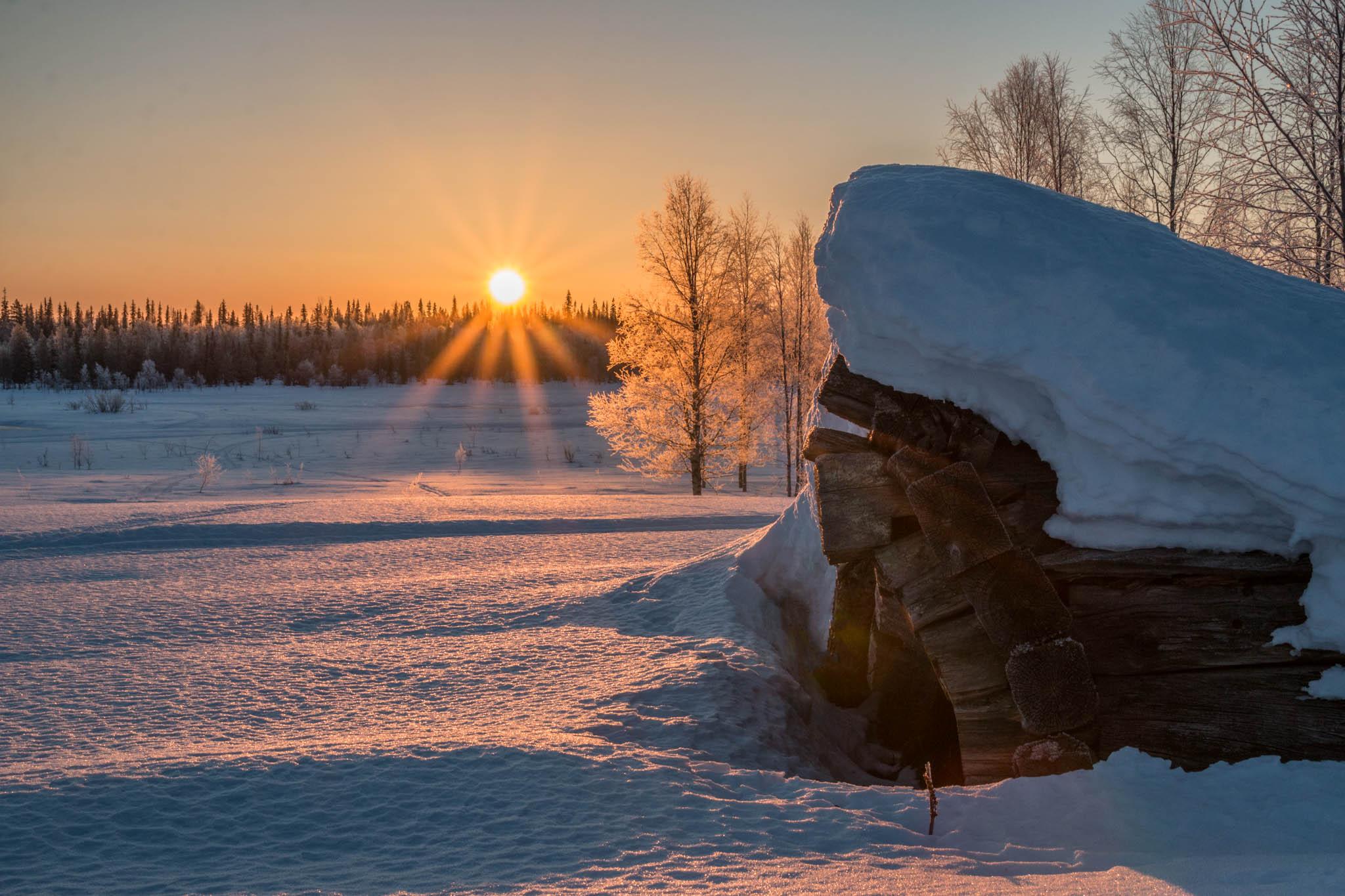 Galleria Raekallio, Pöntsö, Lapland, Finland