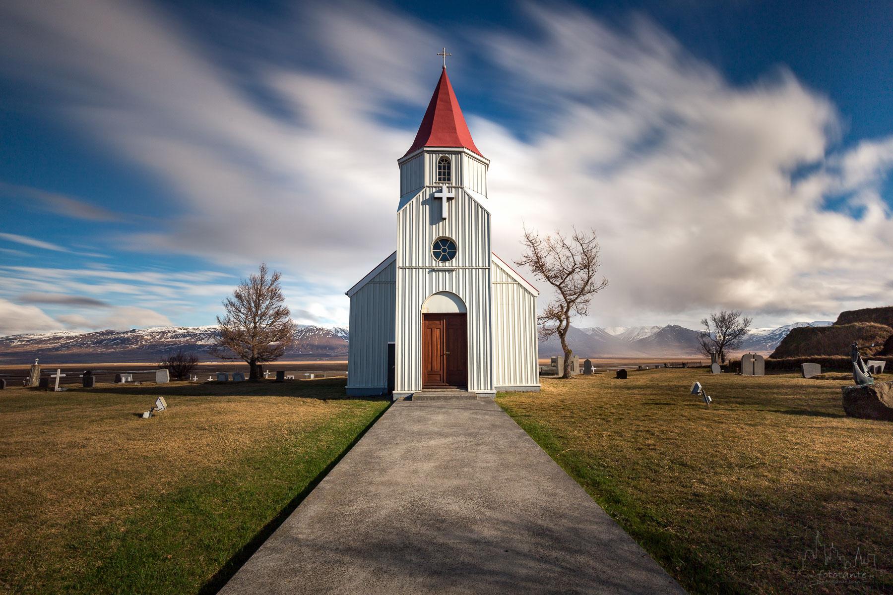 Glaumbær church, Iceland