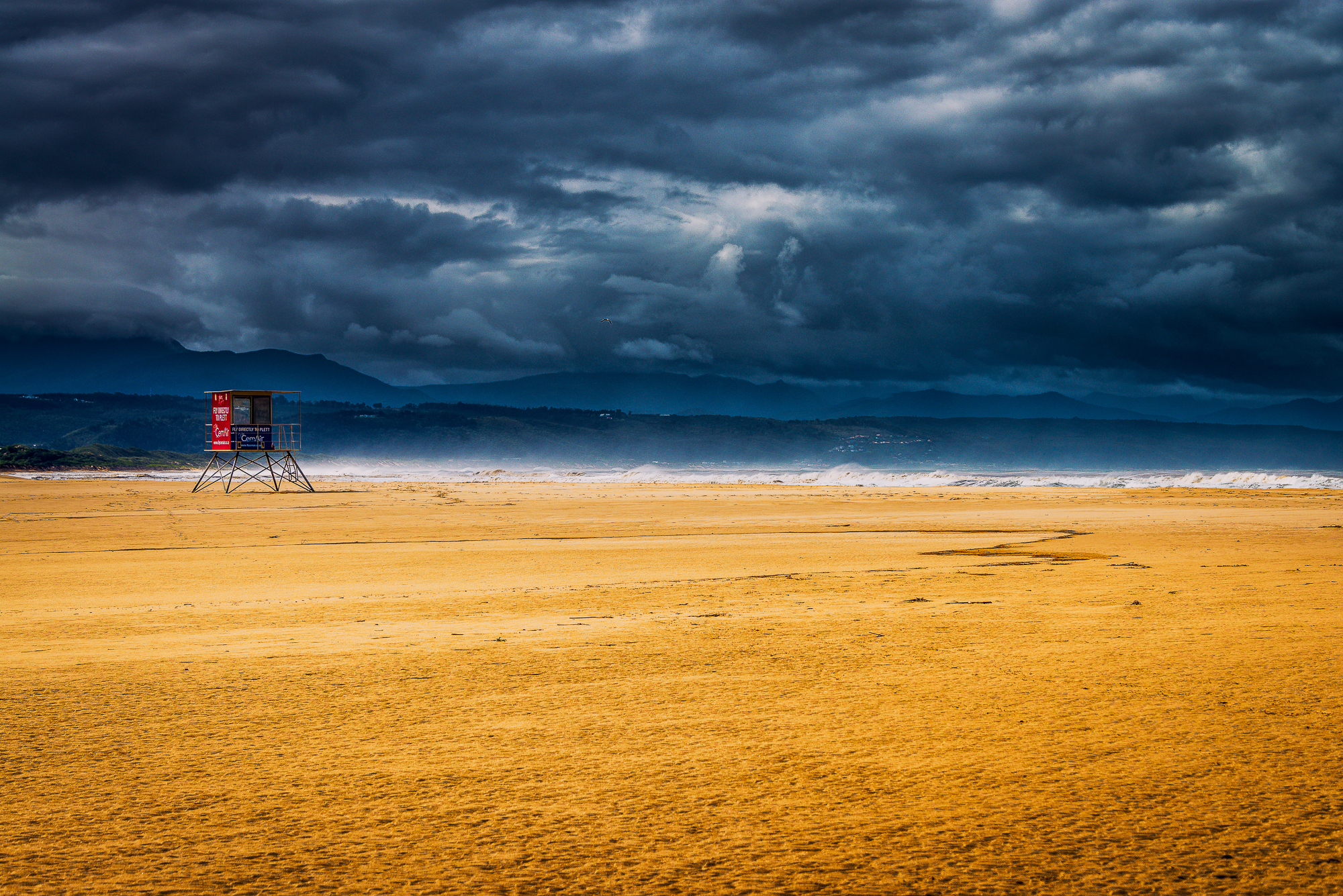 Gold and Dark: Plettenberg Bay, South Africa