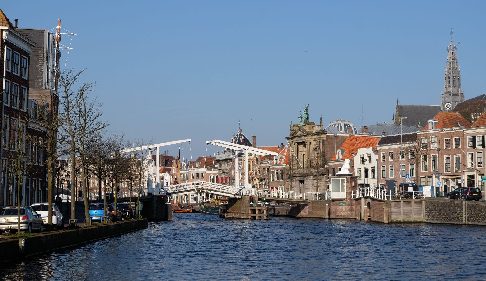 Gravestene Brug, Haarlem, Netherlands