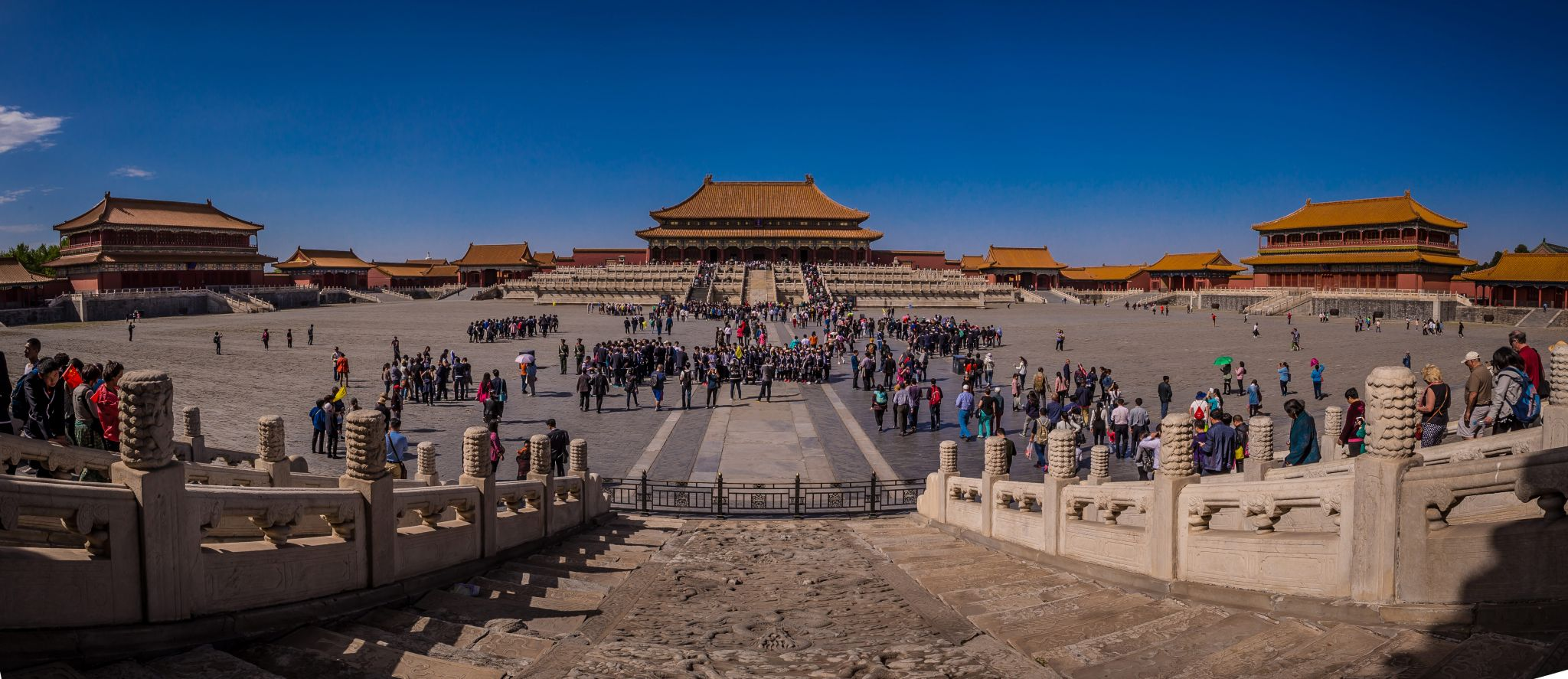 Hall of Supreme Harmony - Forbidden City, China