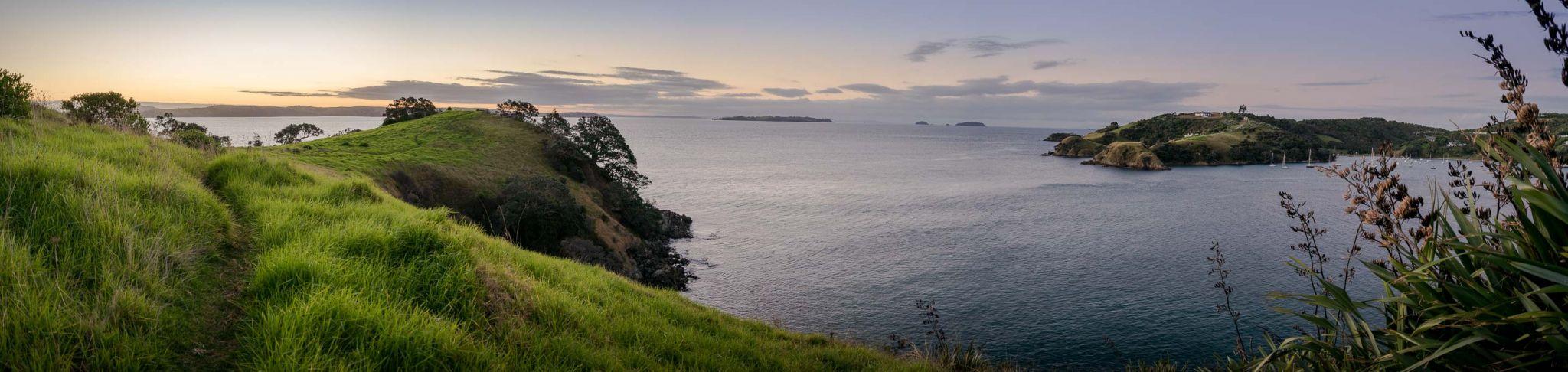 Harbour Bay, Waiheke Island, New Zealand