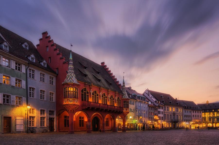 Visit freiburg