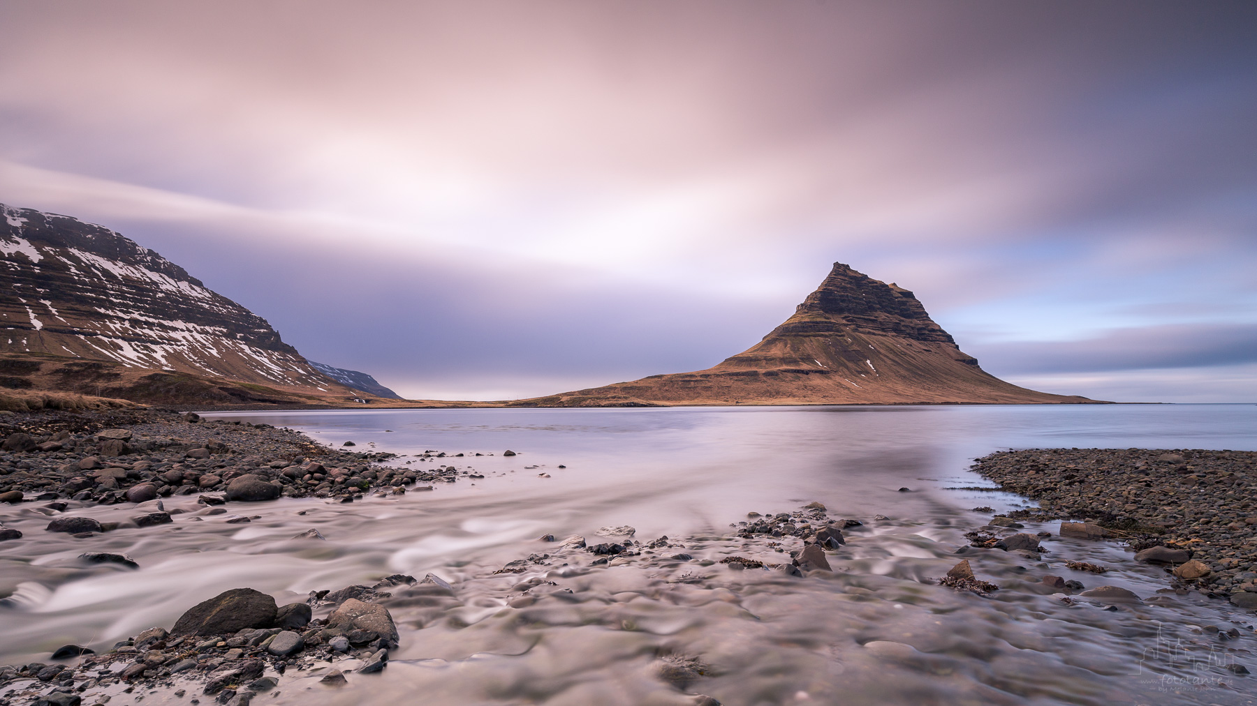 Kirkjufell - another view, Iceland