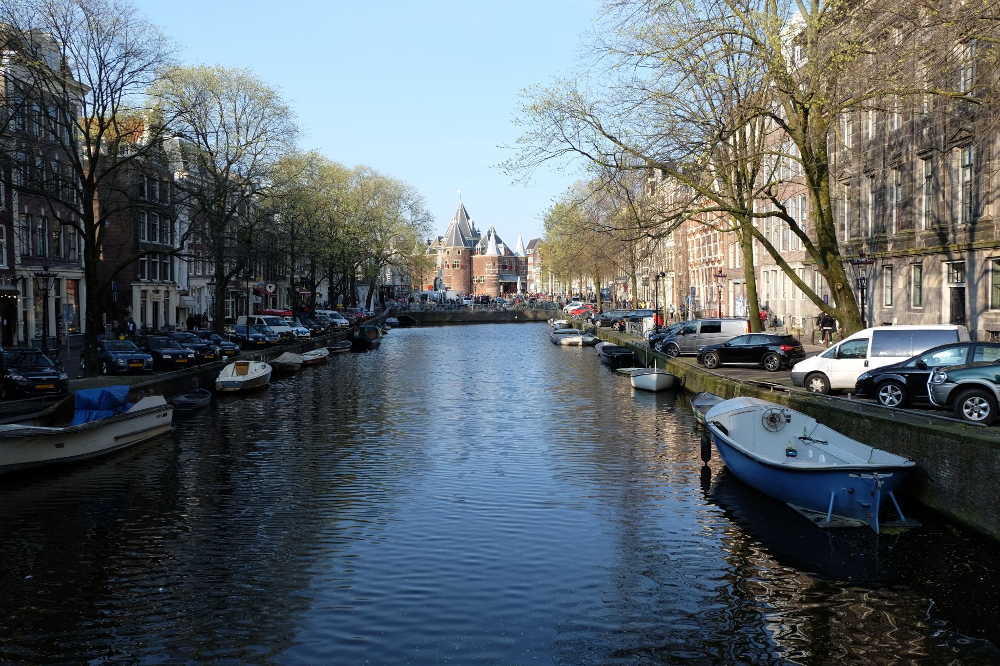 Kloveniersburgwal, Amsterdam, Netherlands