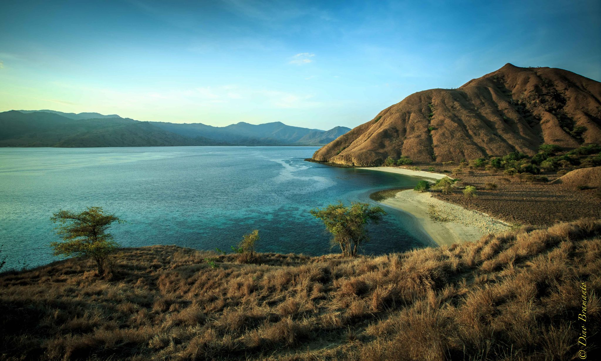 Komodo Island and Pinky Beach, Indonesia