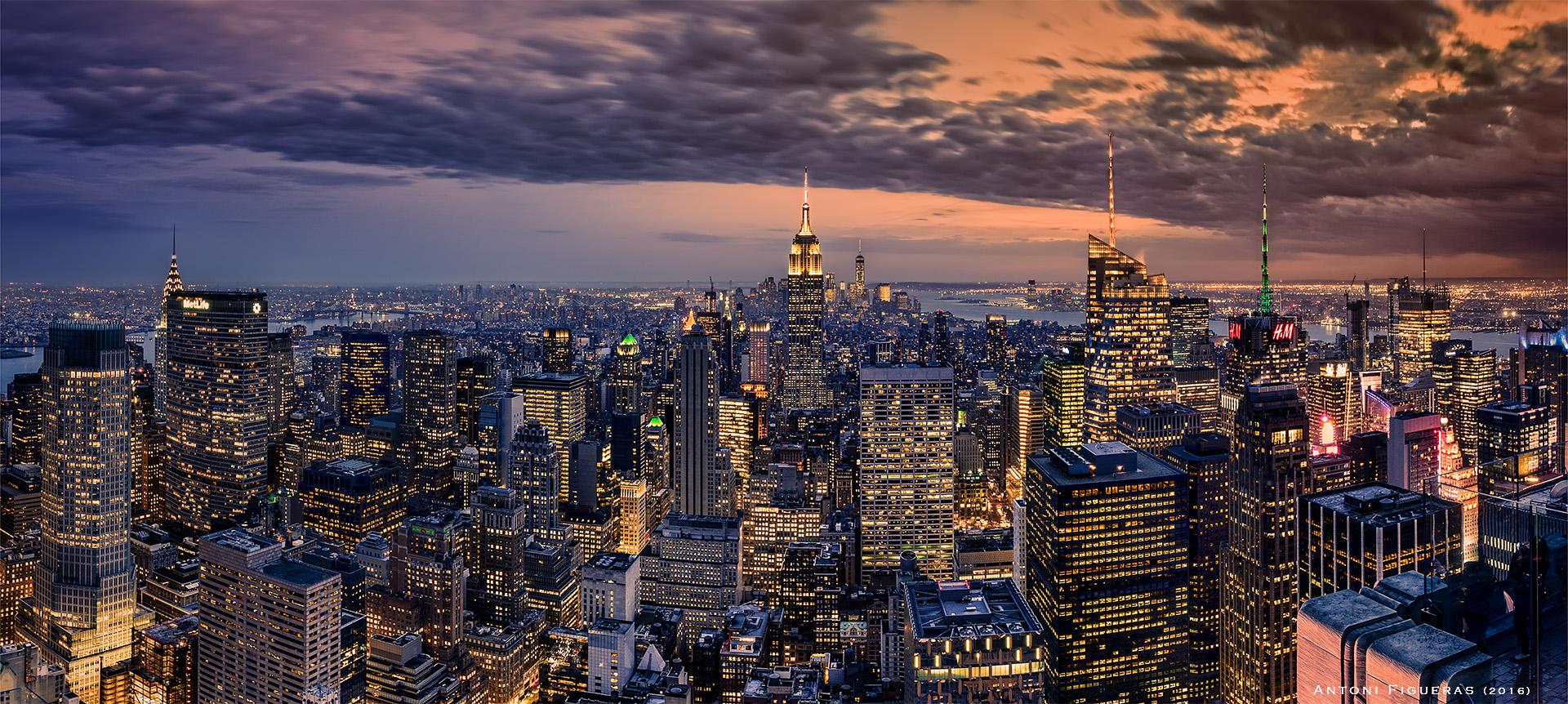 New York in Cinemascope, USA