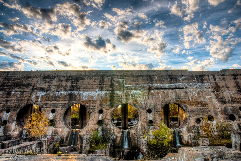 Old Pinawa Dam, Canada