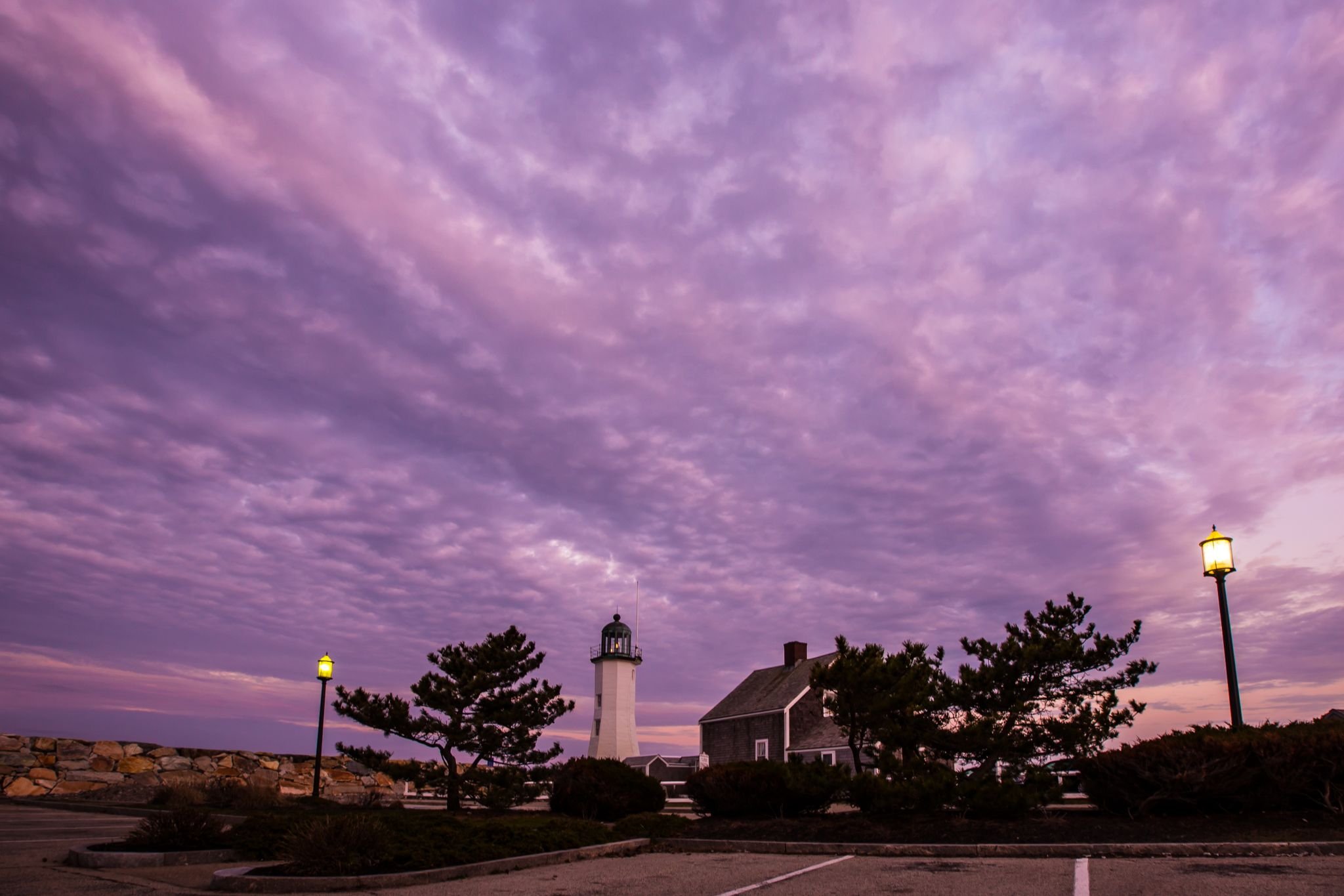 Old Scituate Lighthouse, USA