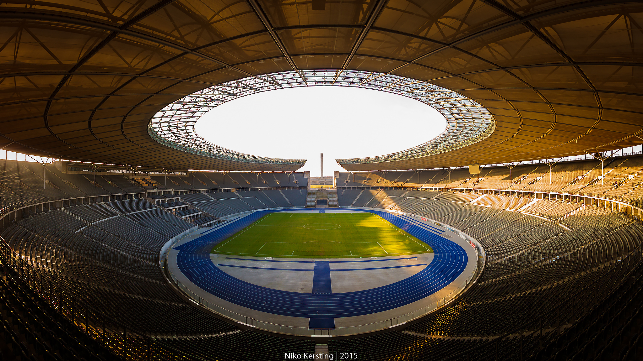 Olympiastadion Berlin, Germany