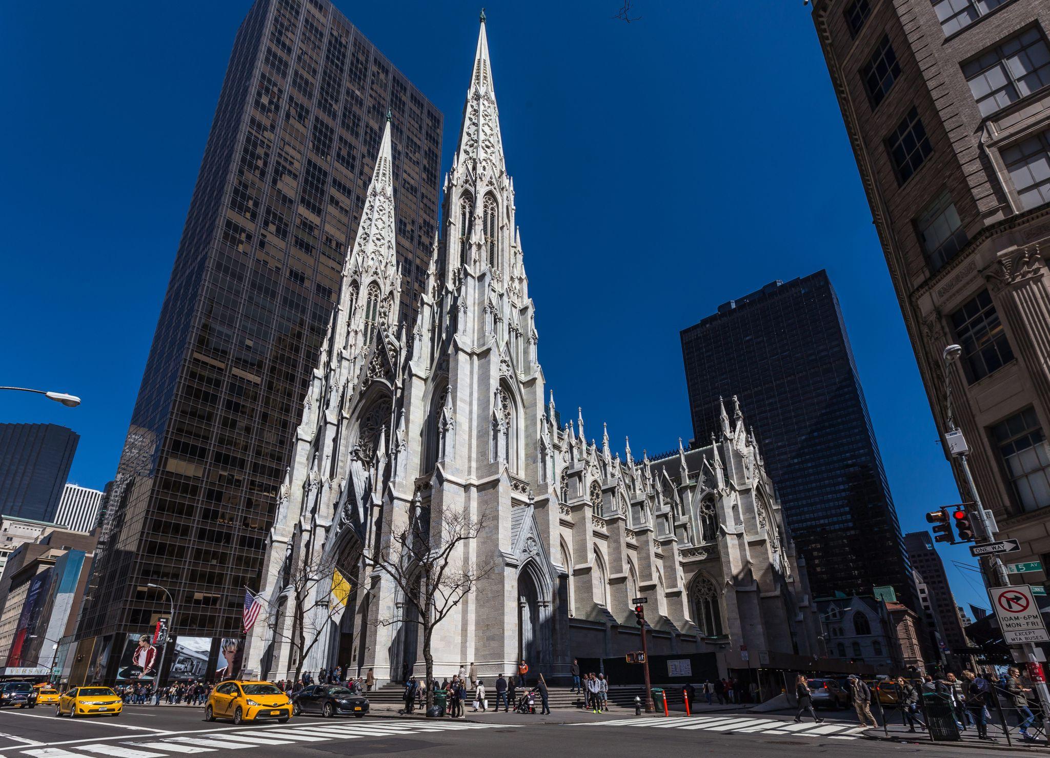 Saint Patrick's Cathedral, USA