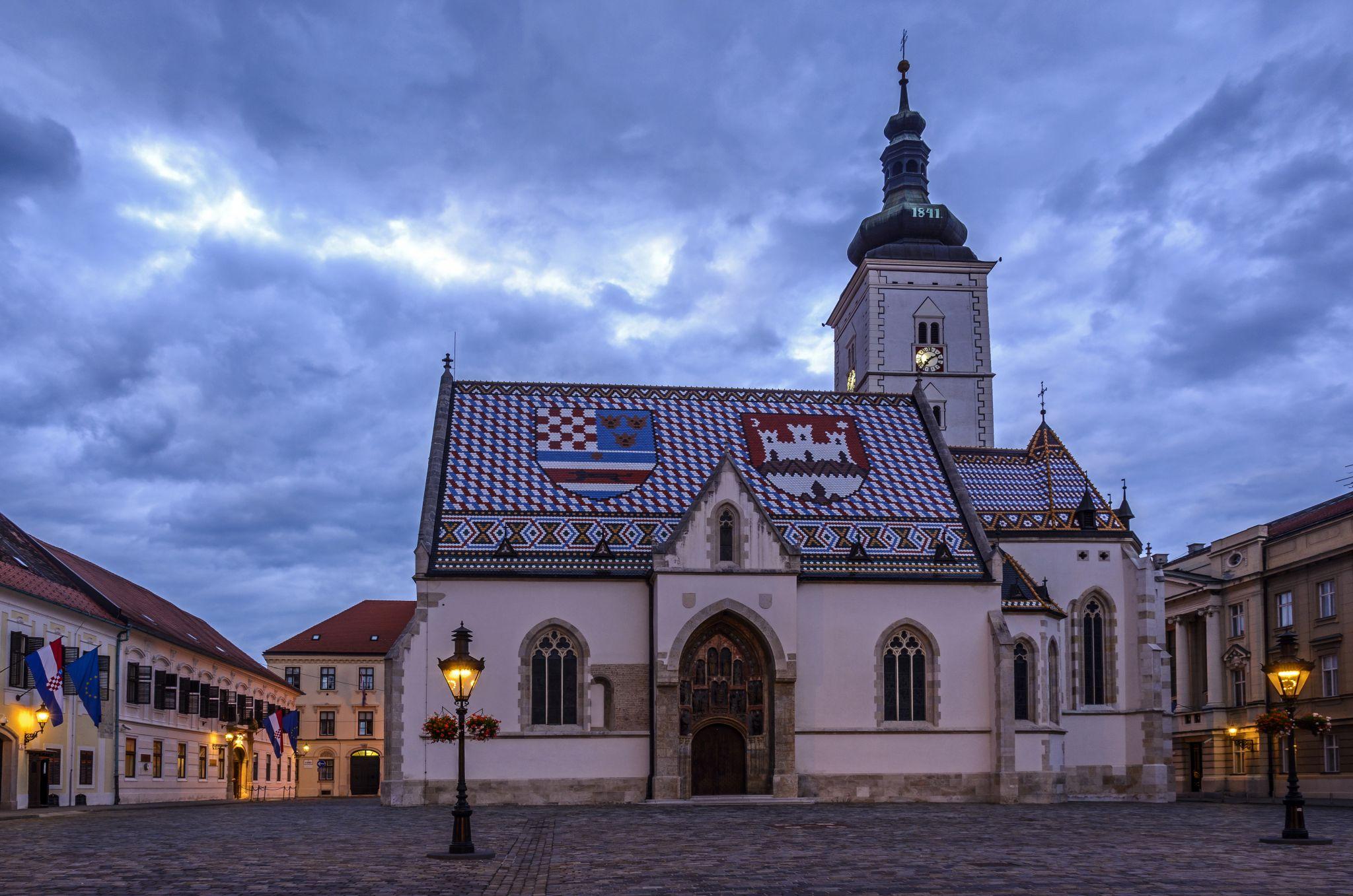 St. Mark's Church, Croatia